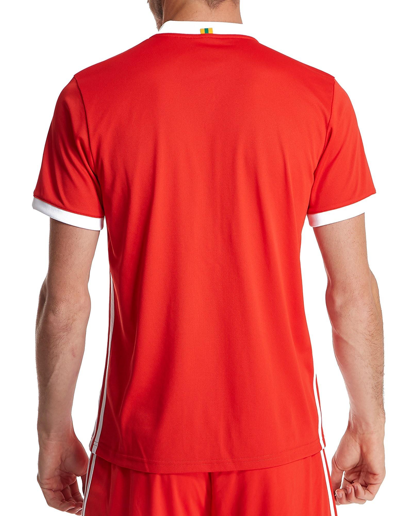 adidas Wales 2017/18 Home Shirt PRE ORDER