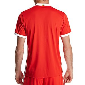 8d73a5fea ... adidas Wales 2018 19 Home Shirt