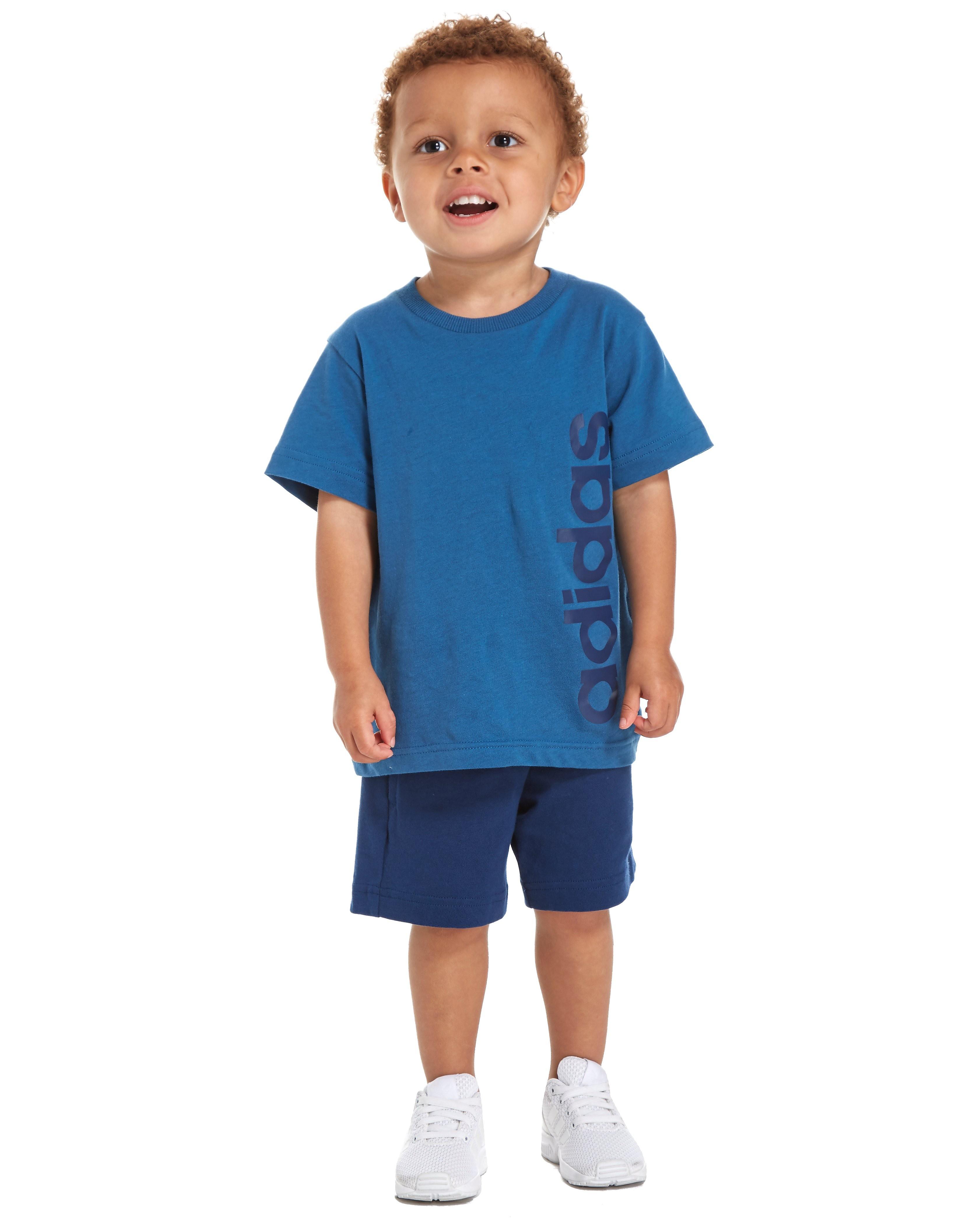 adidas Linear Summer Set Children