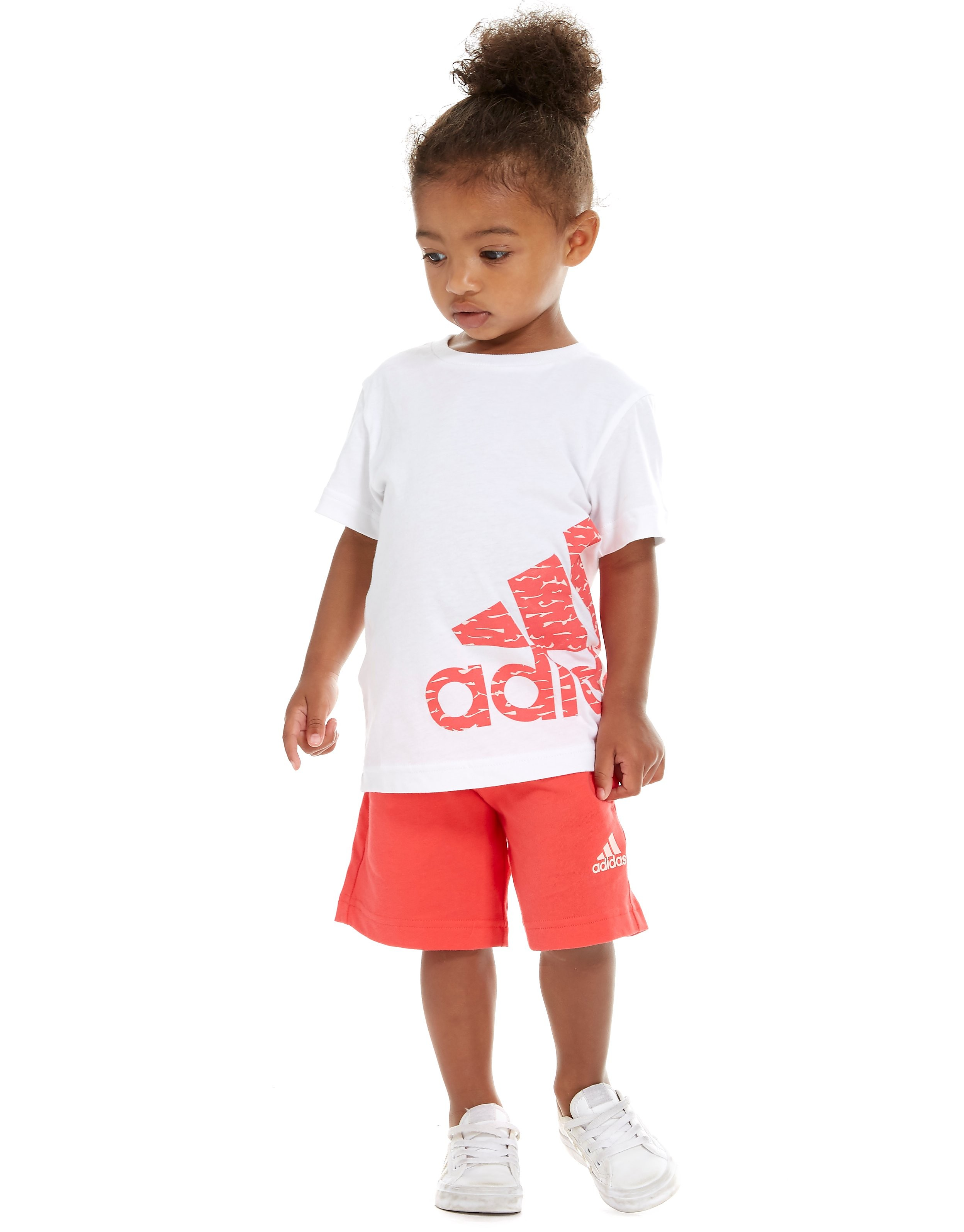 adidas Girls' Summer Set Children