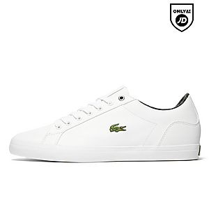 lacoste shoes black and white cartoon characters