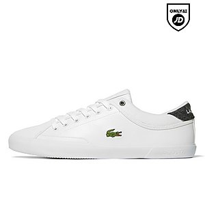lacoste shoes cleaning girl cartoon image