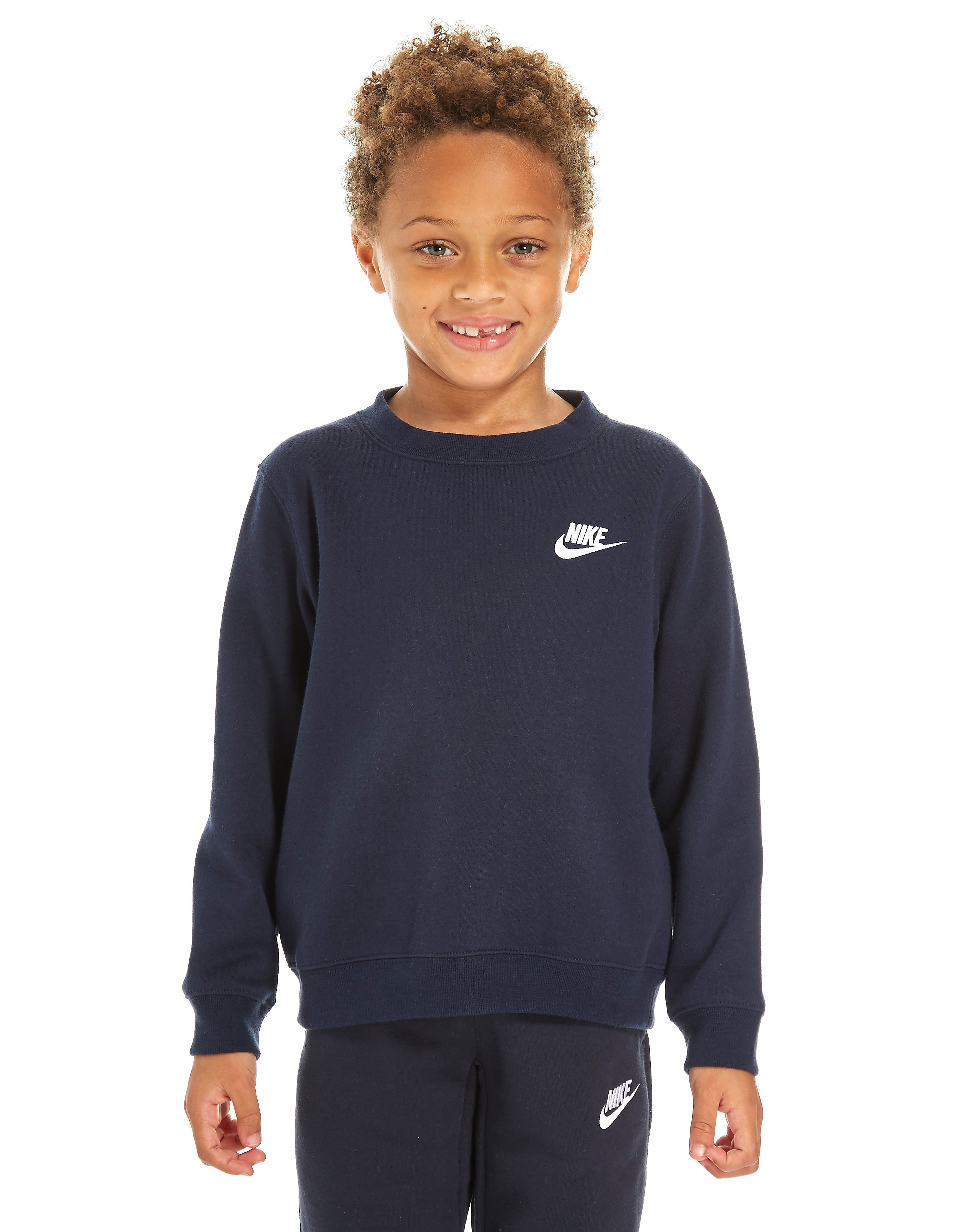 Nike Sweatshirt Club Crew Enfant