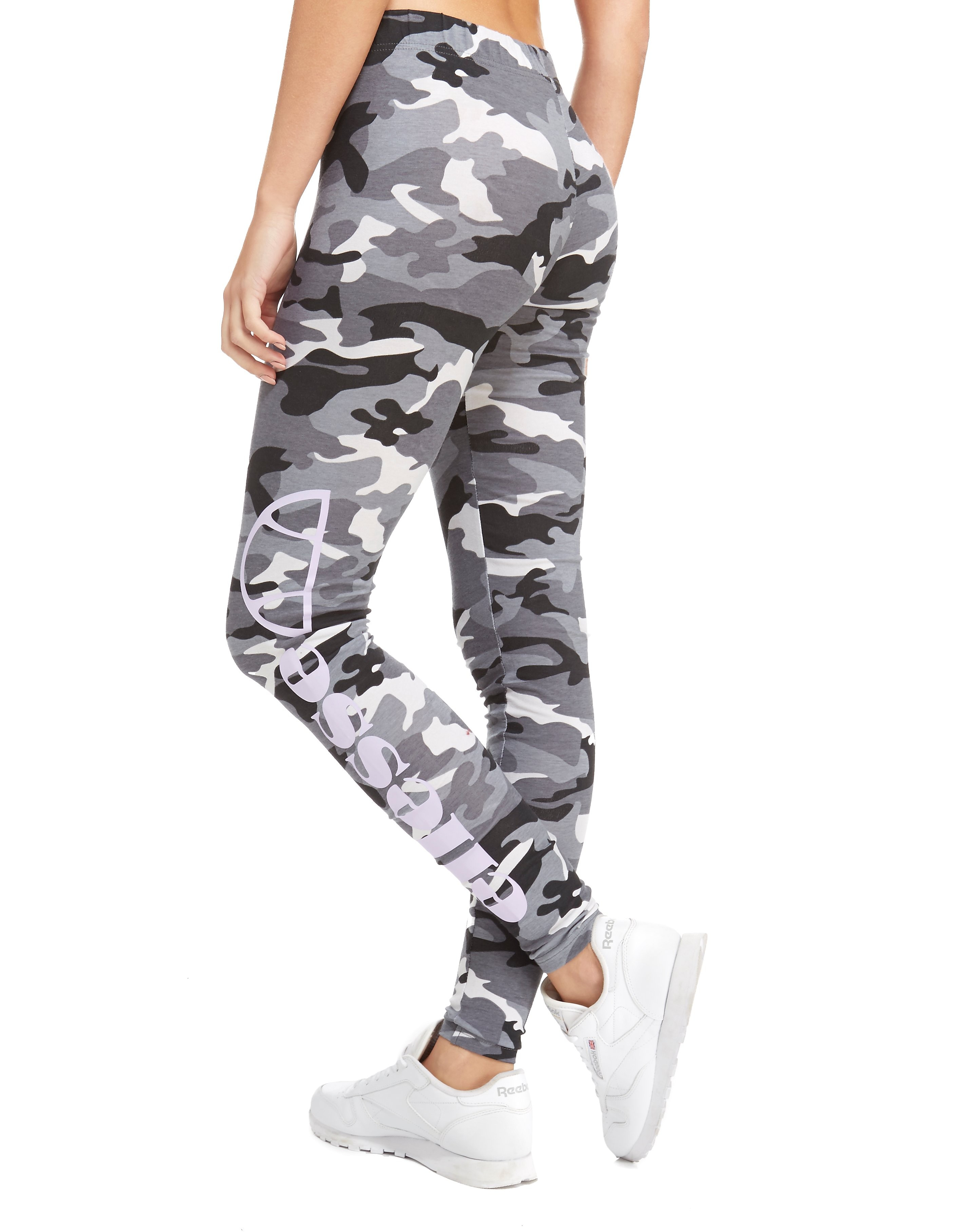 Ellesse All Over Print Camo Legging