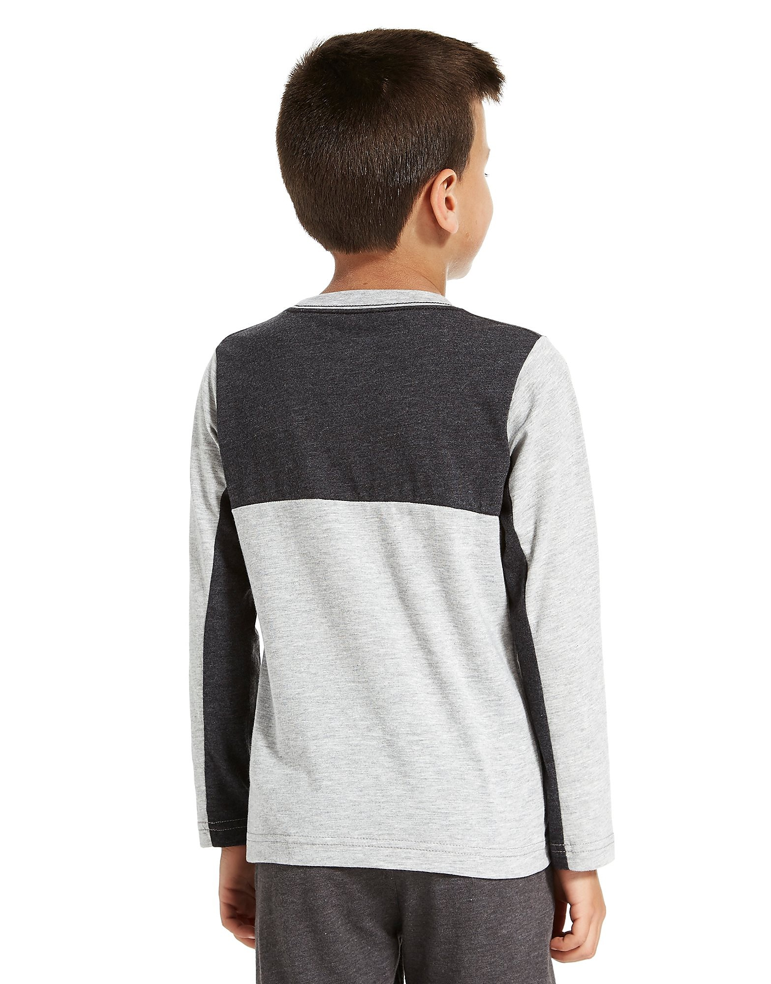 Nike Colour Block Longsleeve T-Shirt Children