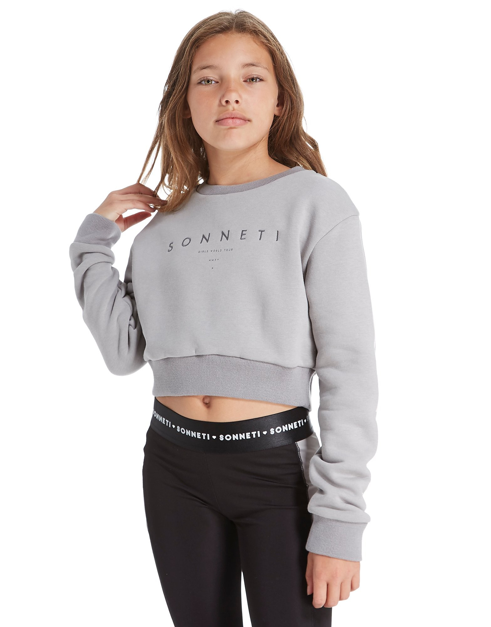 Sonneti Girls' Link Crew Sweatshirt