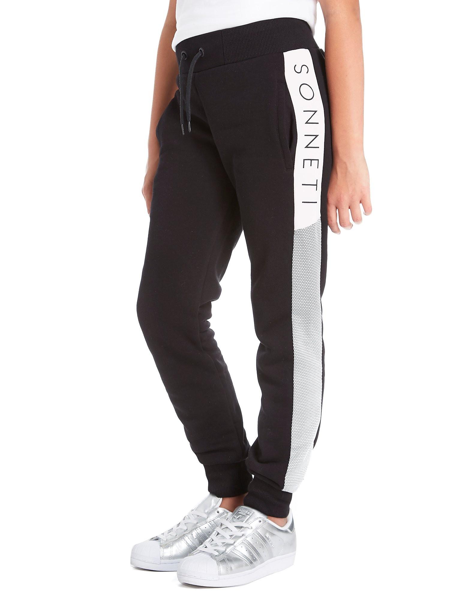 Sonneti Girls' Blocker Jogging Pants Junior