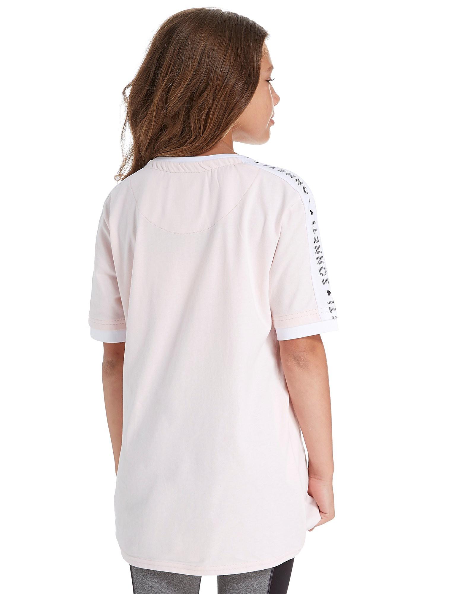 Sonneti Girls' Panel Boyfriend T-Shirt Junior
