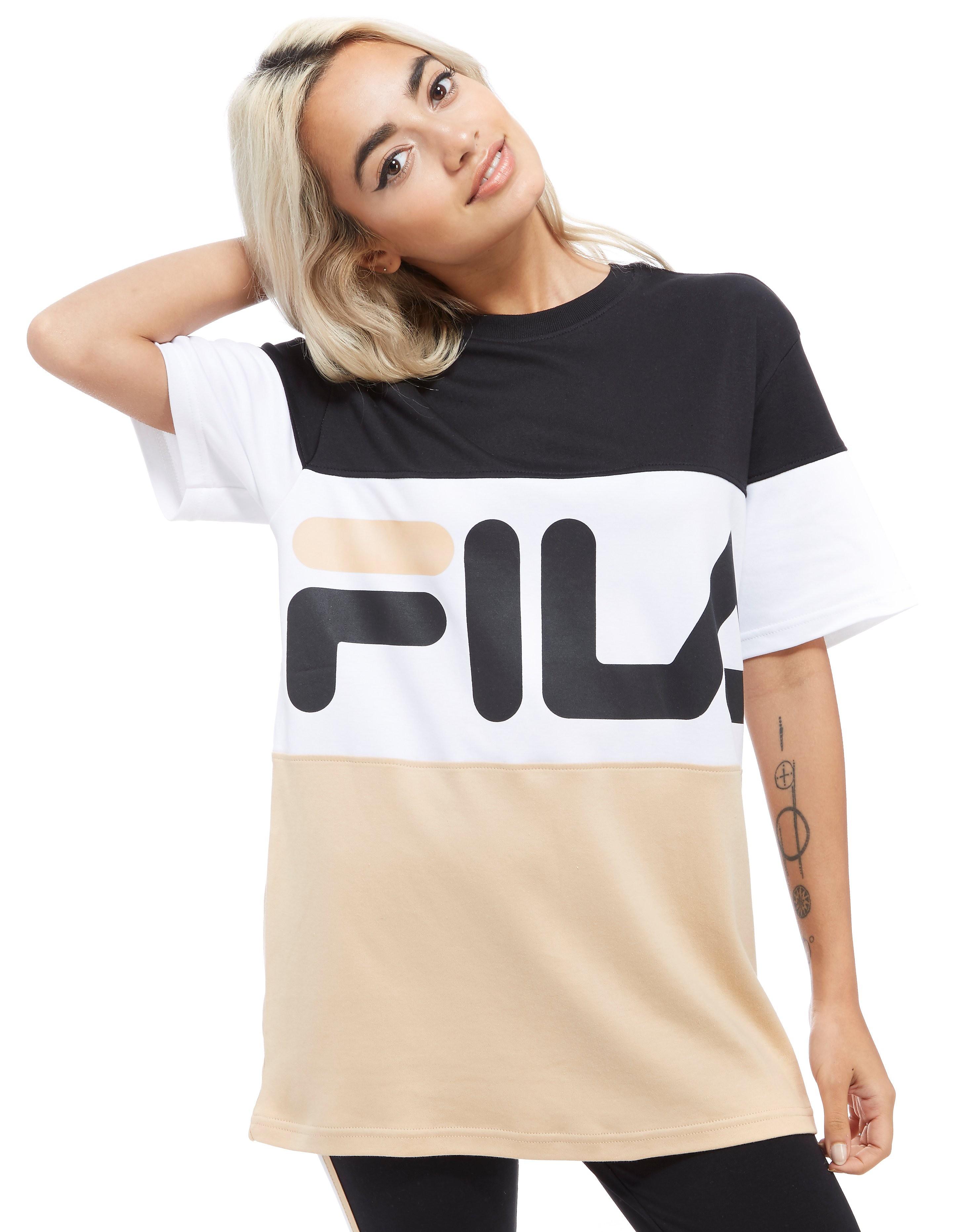 Fila Boyfriend Style T-Shirt Dames