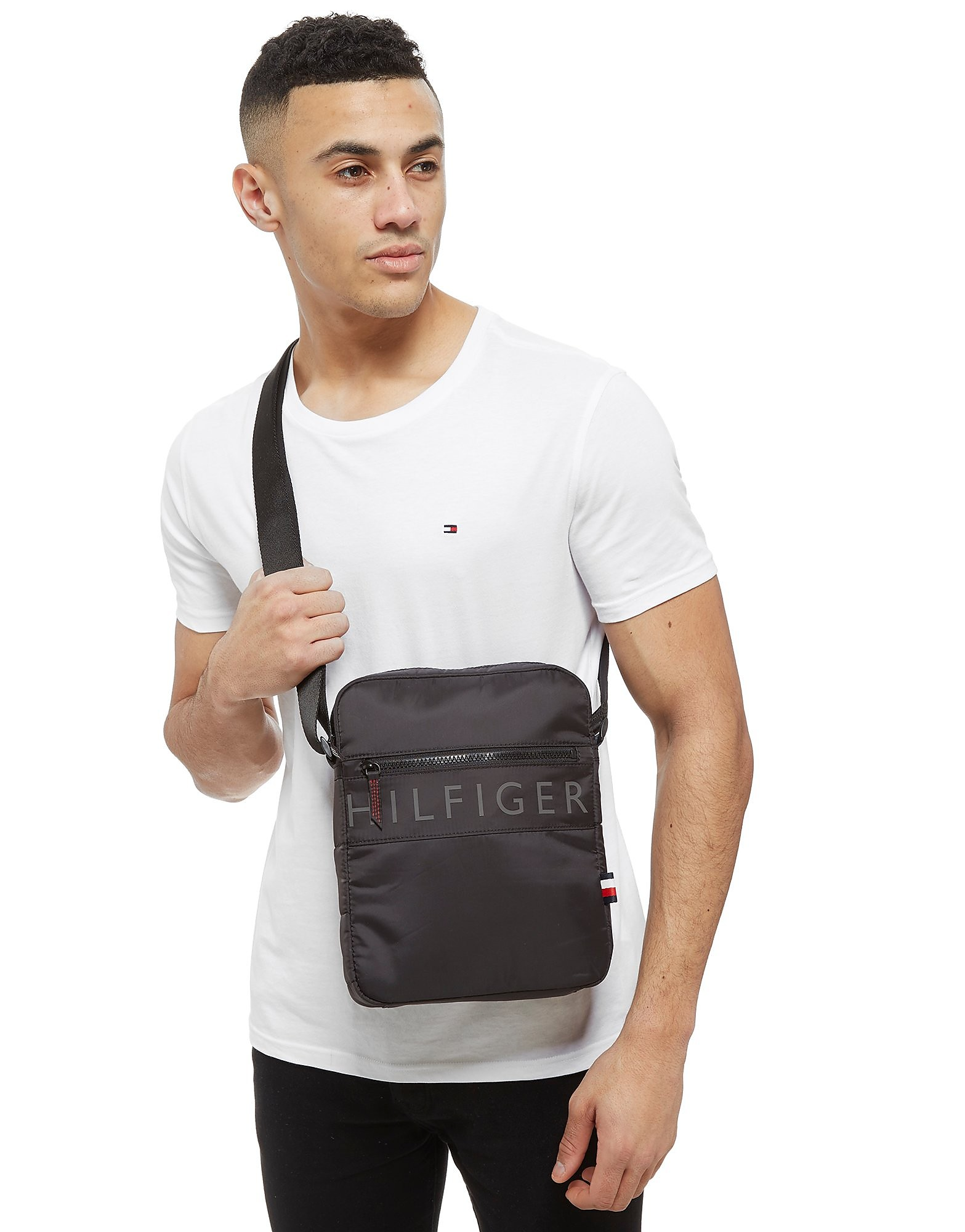Tommy Hilfiger Light Nylon Reporter Bag