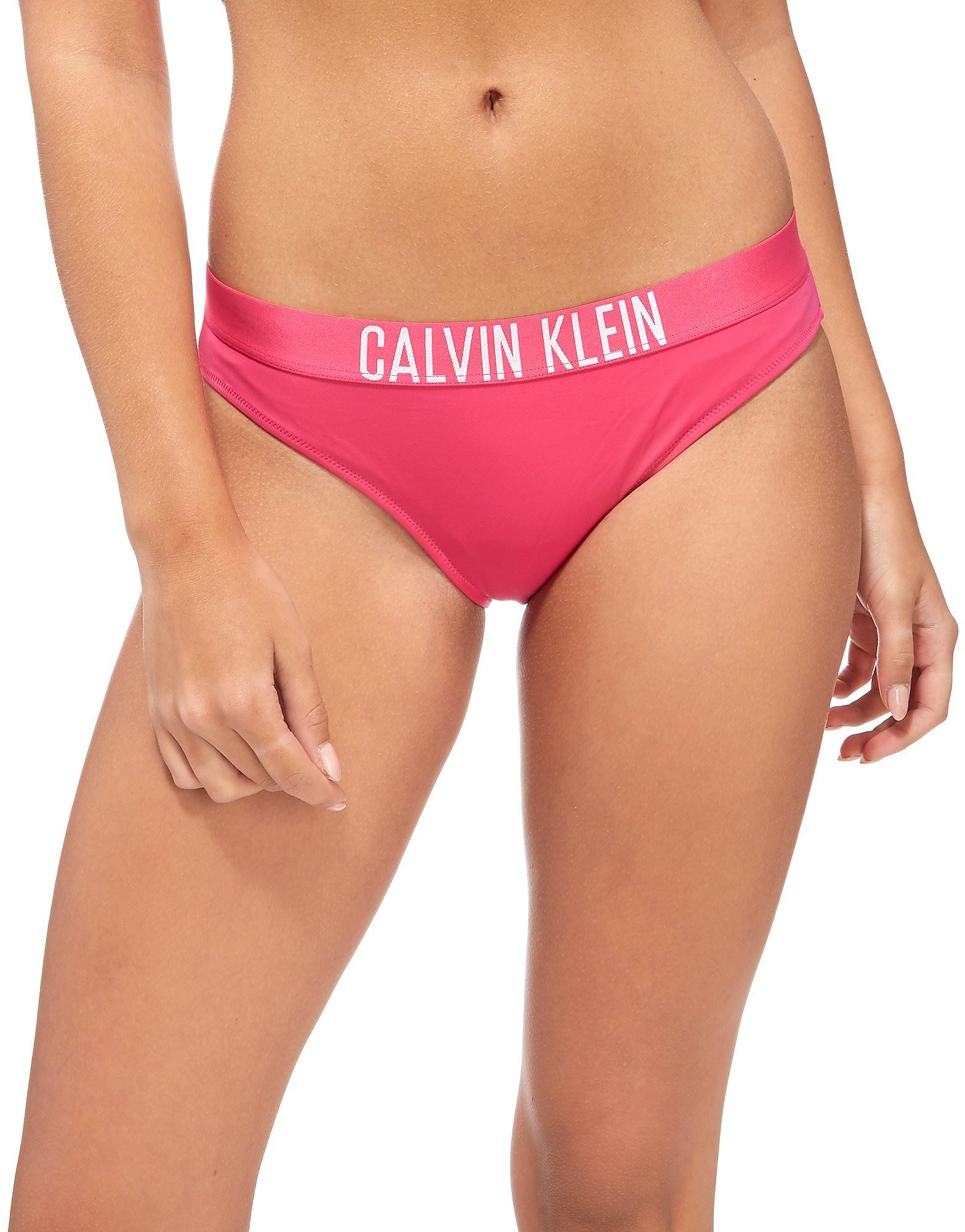 Calvin Klein Tape Bikini Bottoms