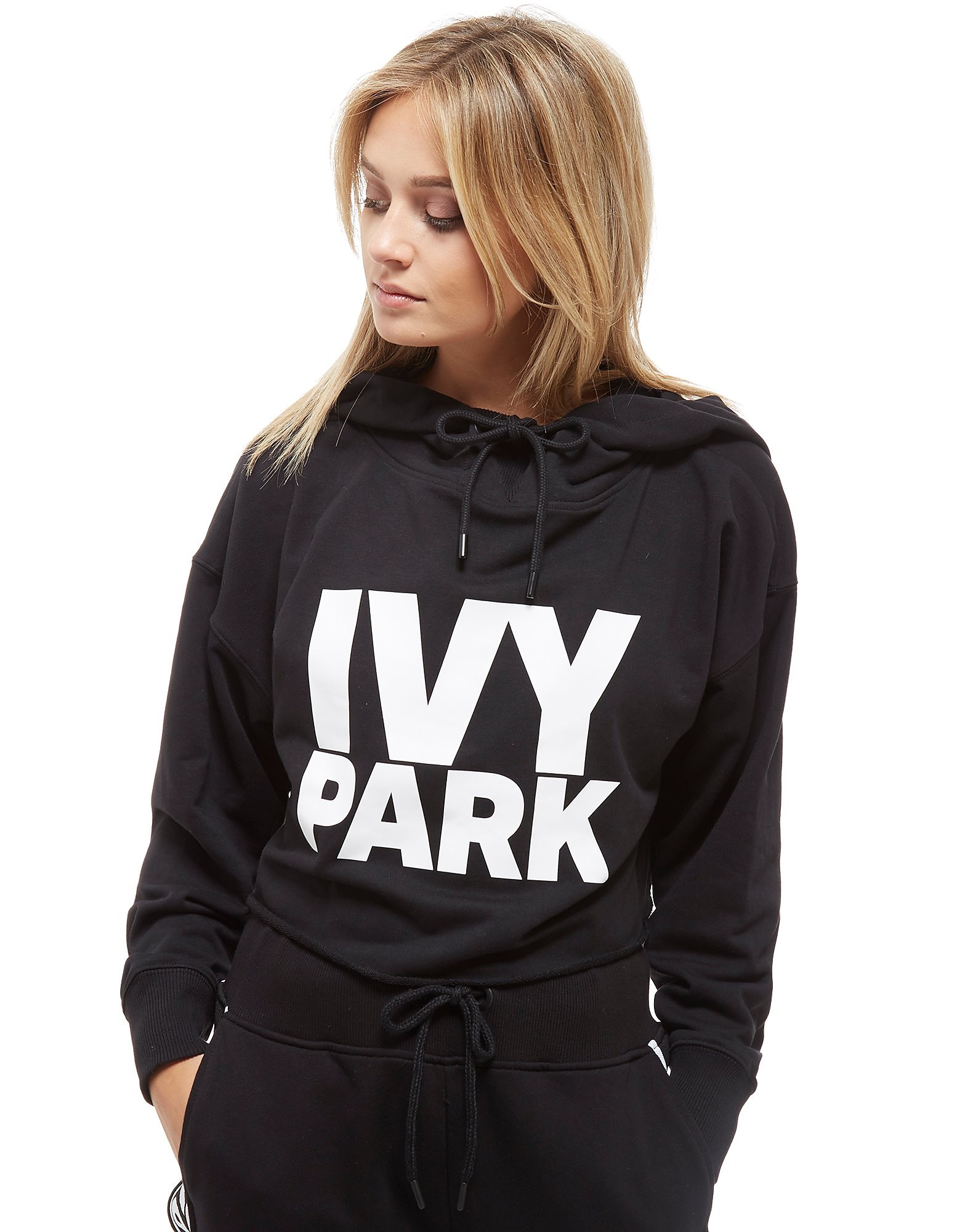 IVY PARK Crop Hoodie