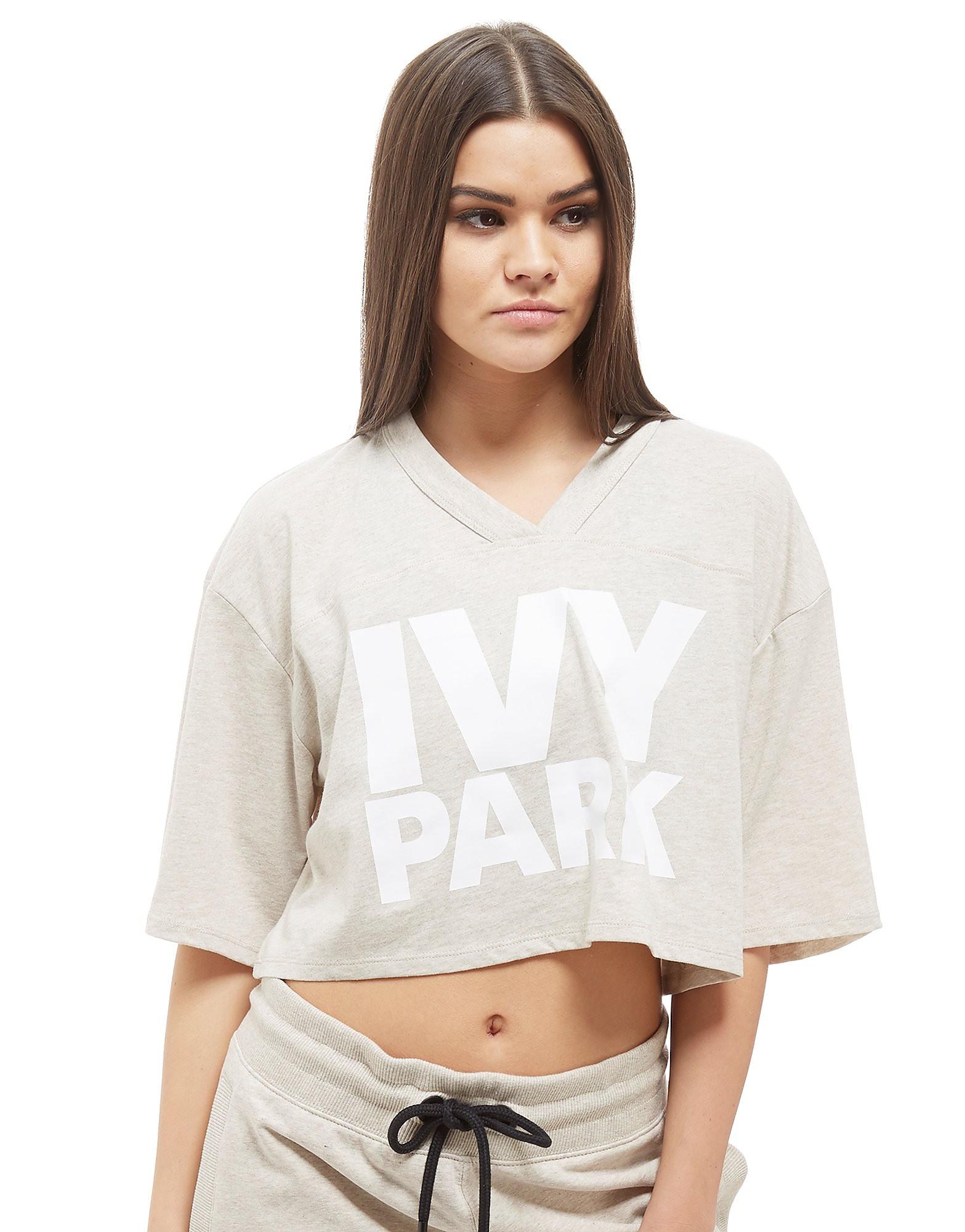 IVY PARK Crop T-Shirt Dames