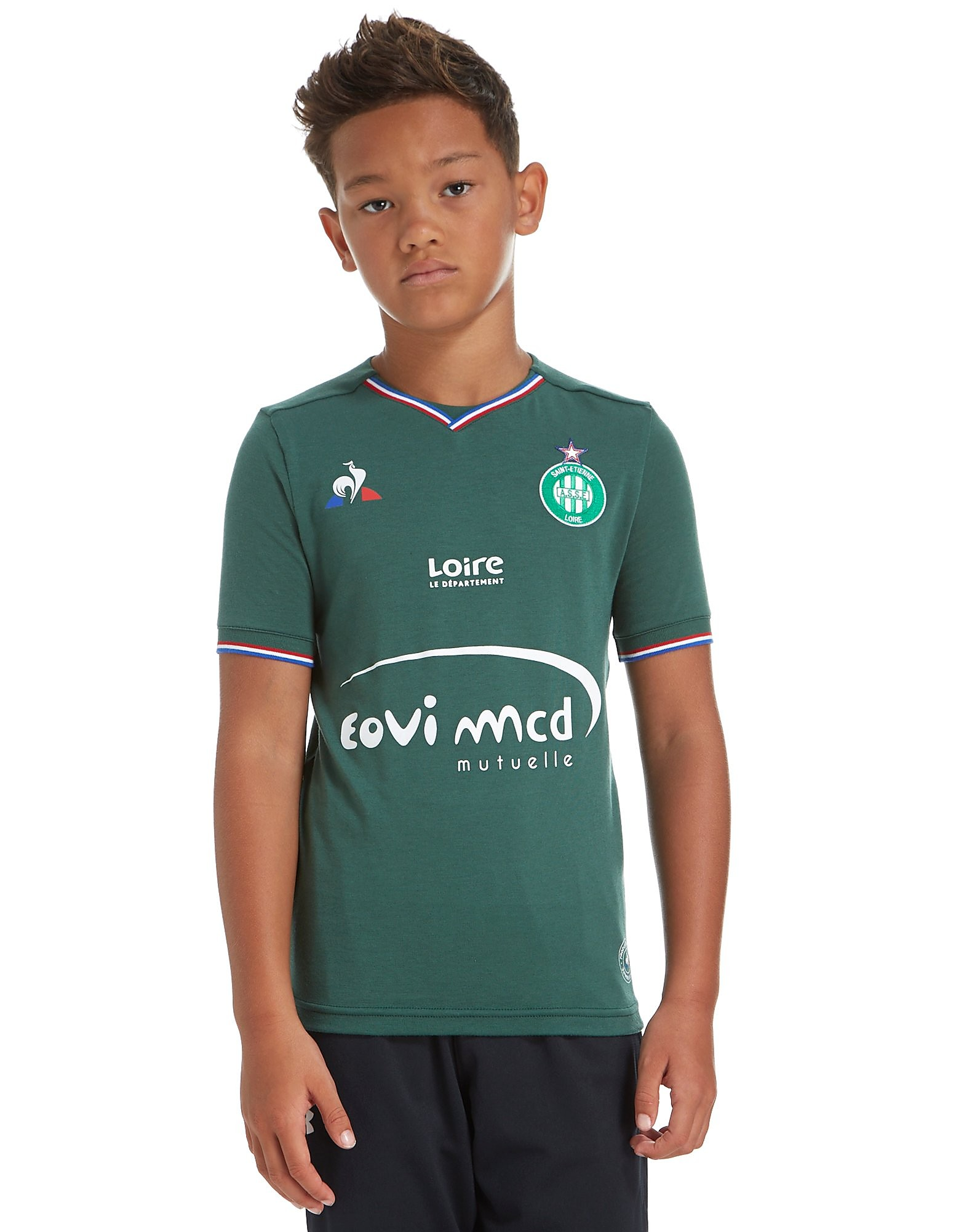 Le Coq Sportif Saint-Étienne Home Shirt 2017/18 Junior
