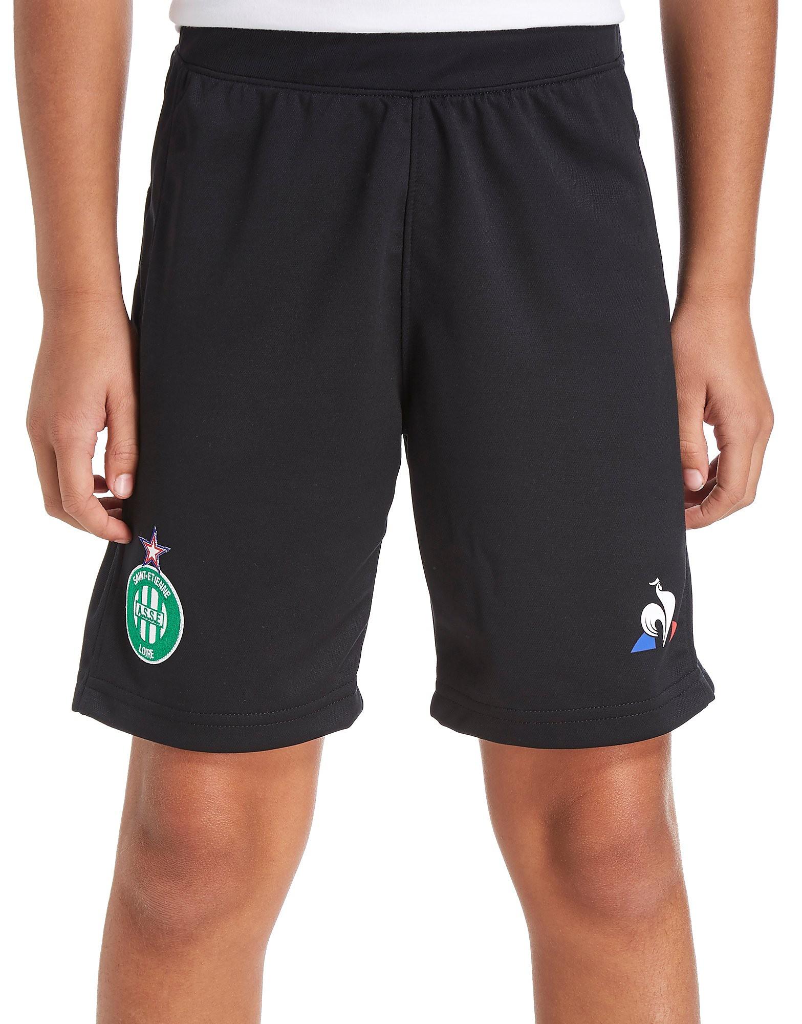 Le Coq Sportif AS Saint Etienne 207/18 Away Shorts Junior