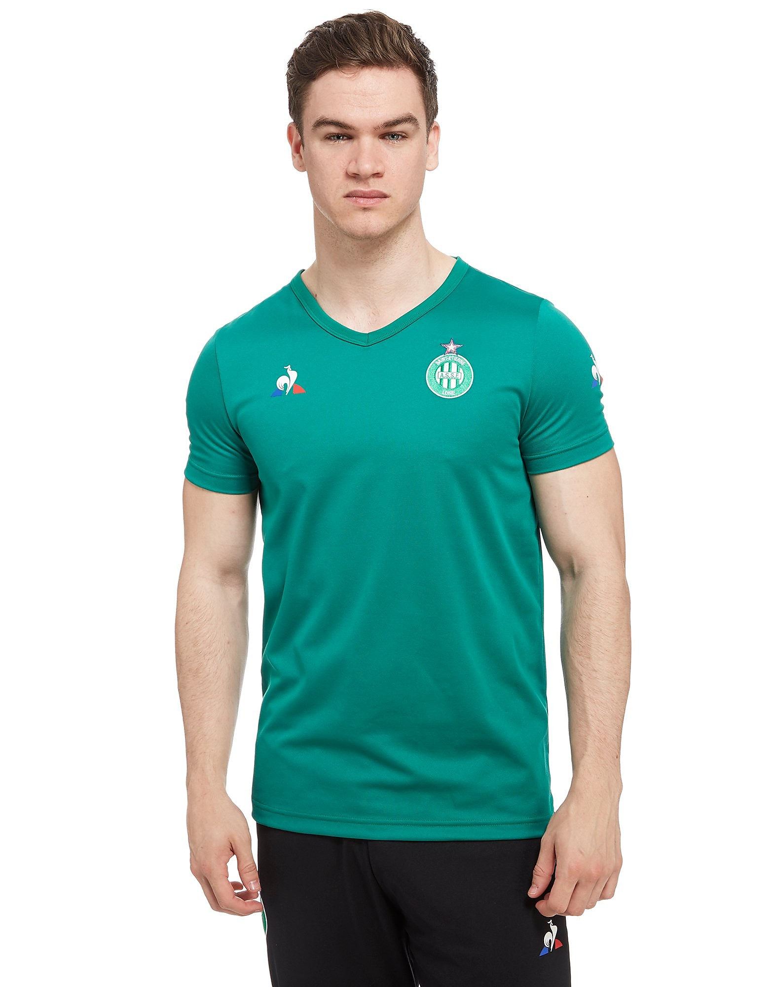 Le Coq Sportif AS Saint Etienne Training T-Shirt