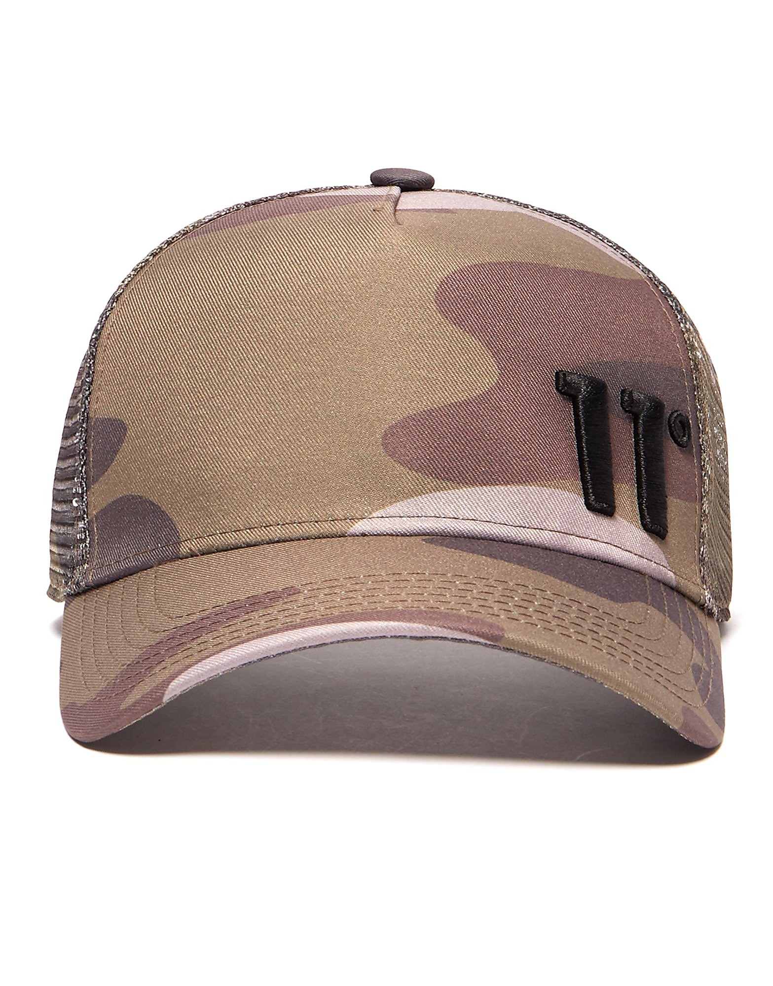 11 Degrees Trucker Cap