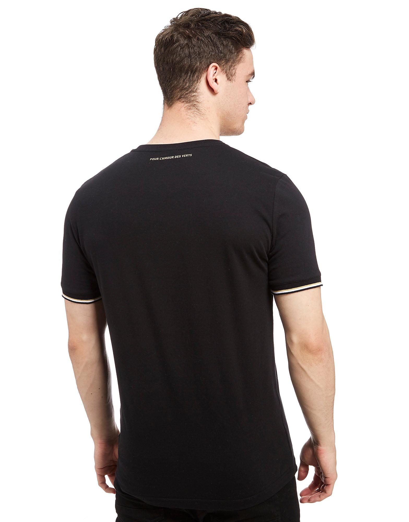 Le Coq Sportif AS Saint Etienne Crest T-Shirt