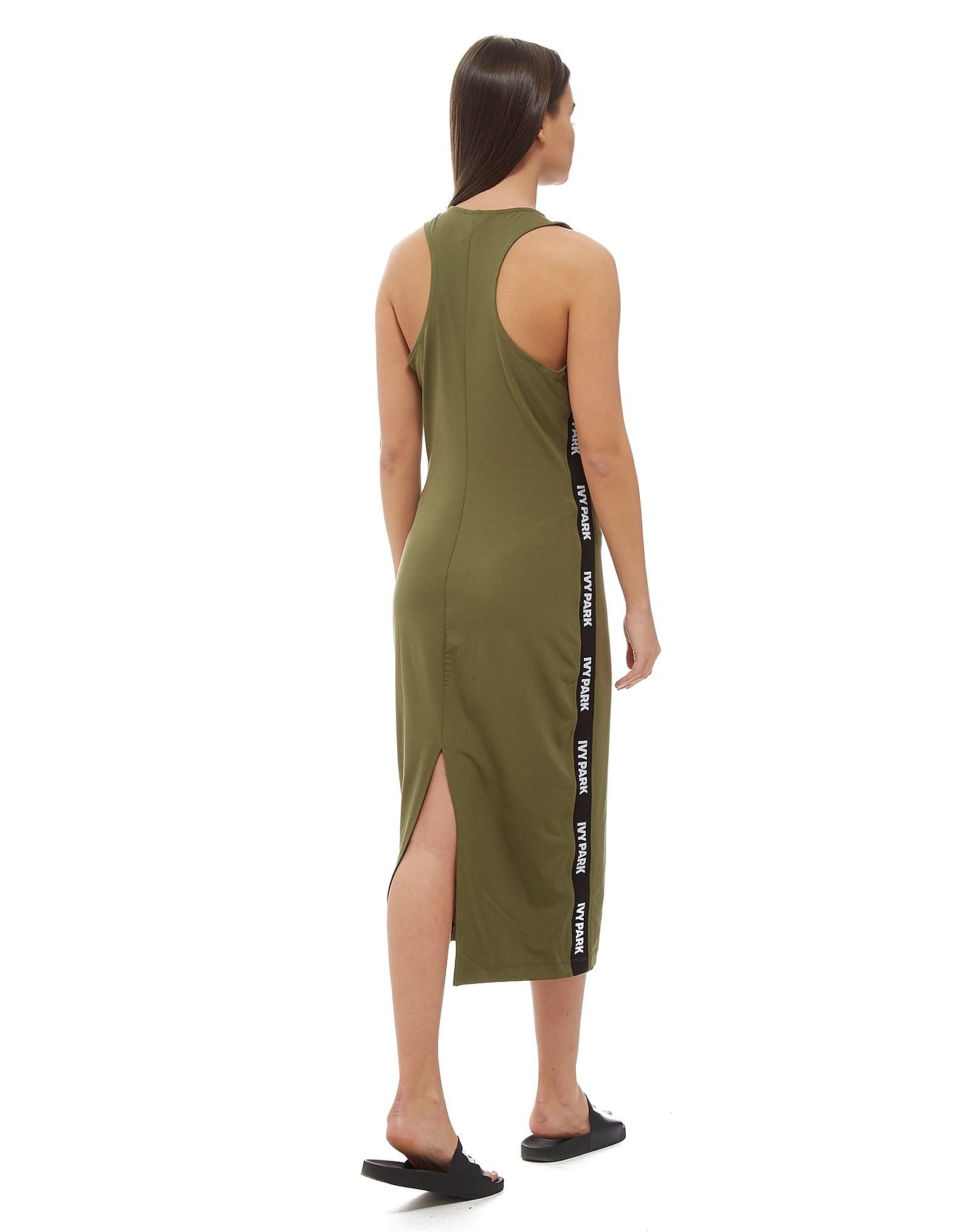 IVY PARK Logo Tape Dress