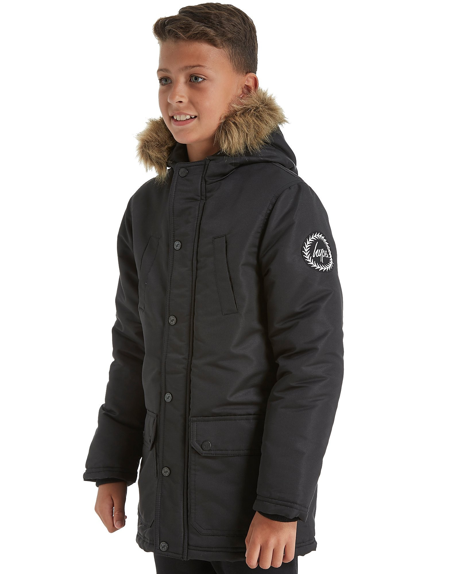 Hype Padded Parka Junior