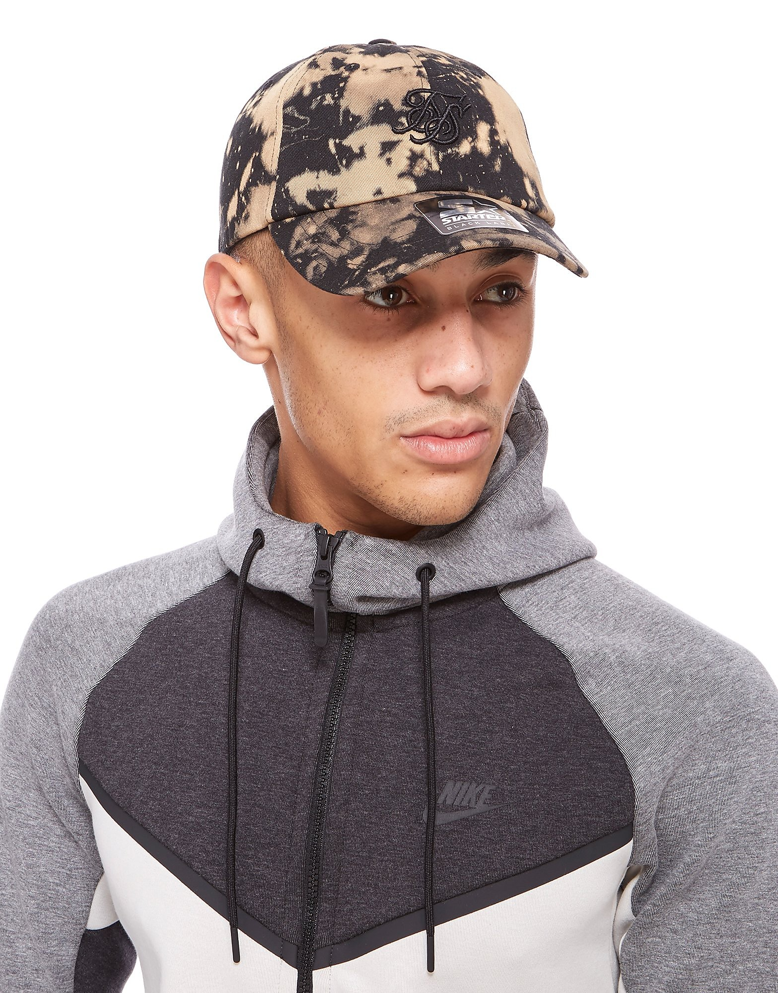 SikSilk Bleach Cap