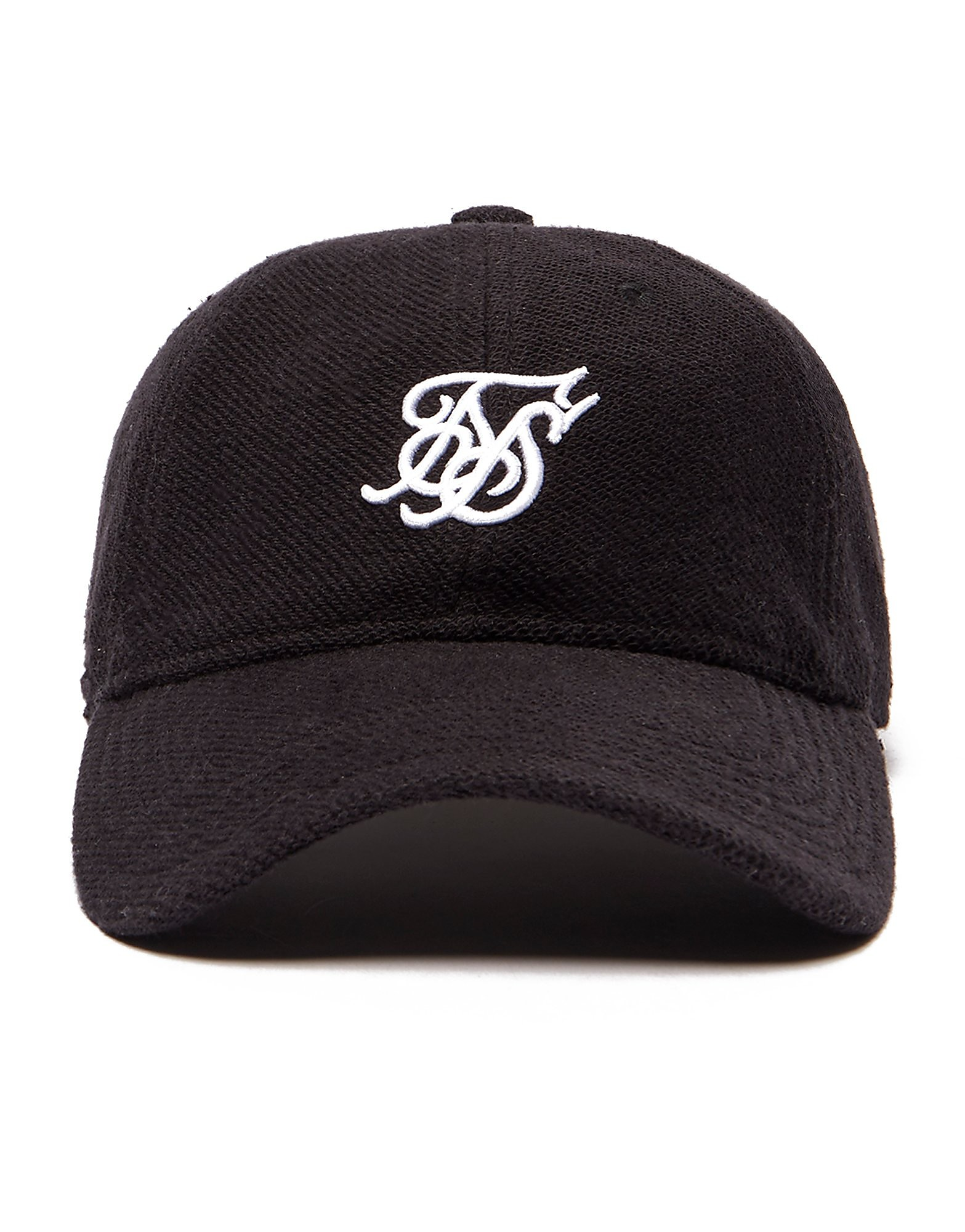SikSilk Flannel Cap