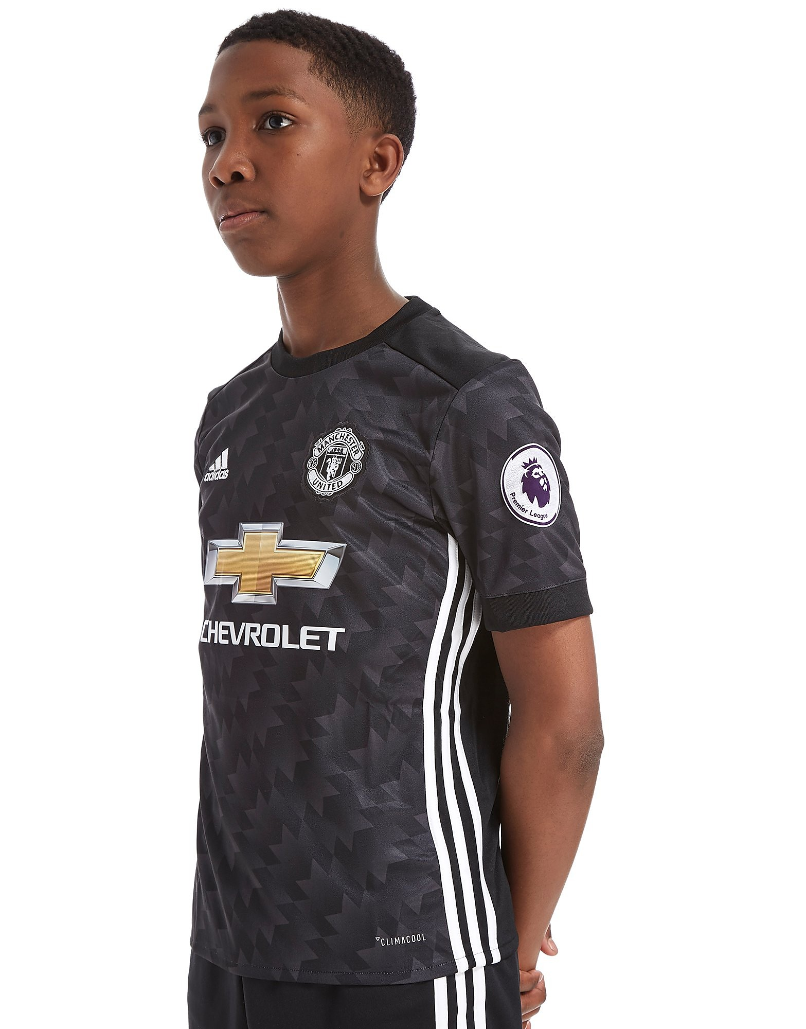 adidas Manchester Uinited Away 2017 Pogba #6 Shirt Junior
