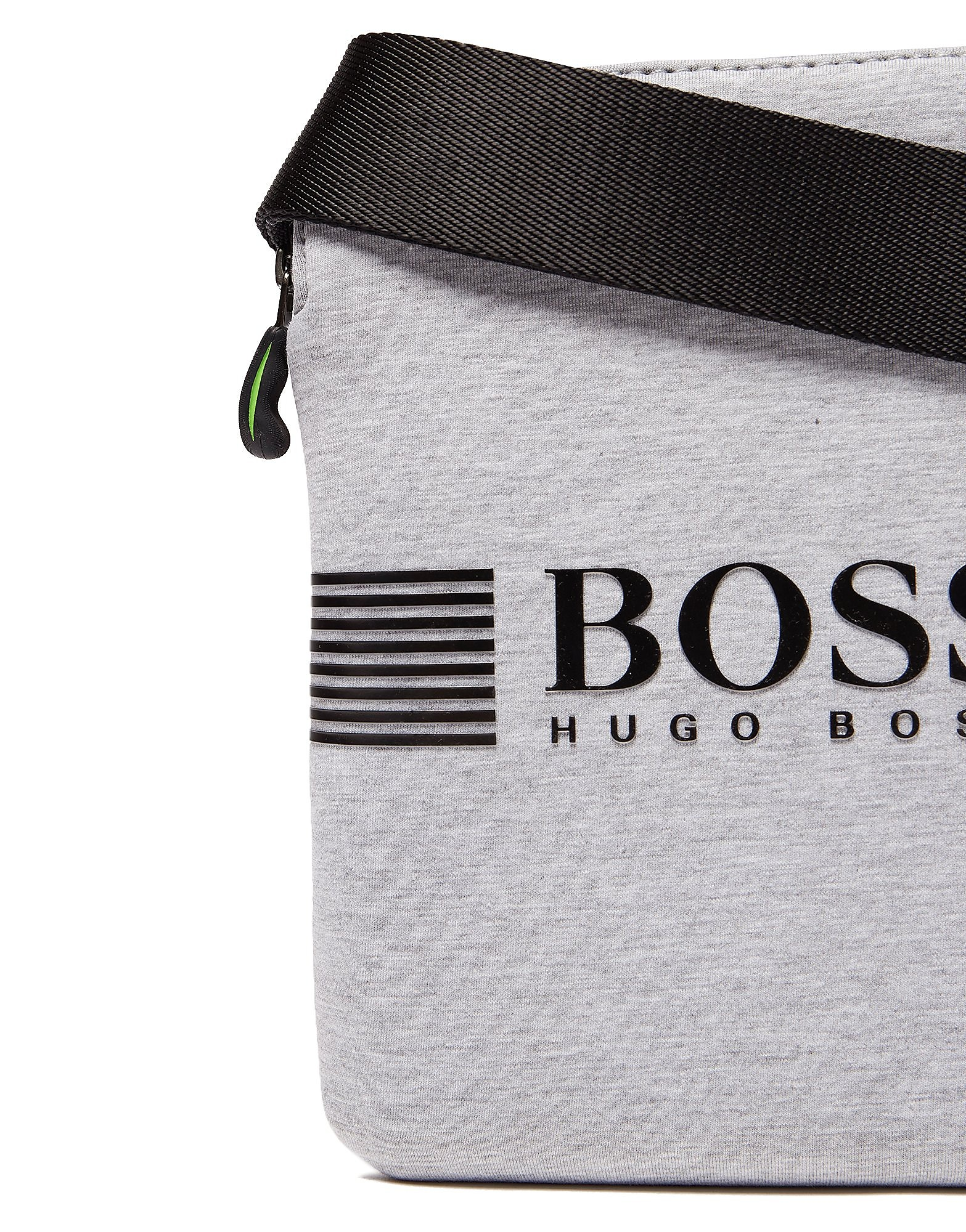 BOSS Green Pixel Pouch Bag
