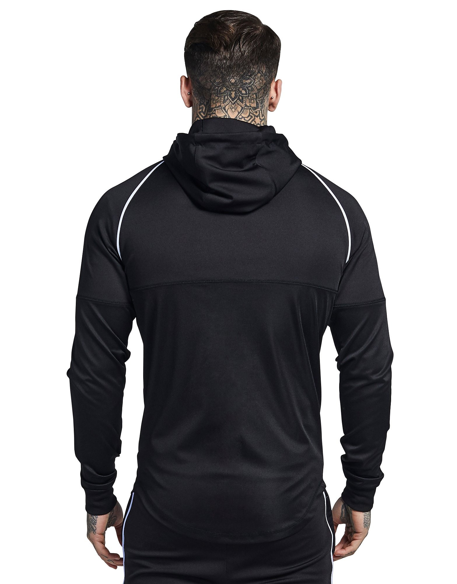 Sik Silk Zonal Zip Through Track Top
