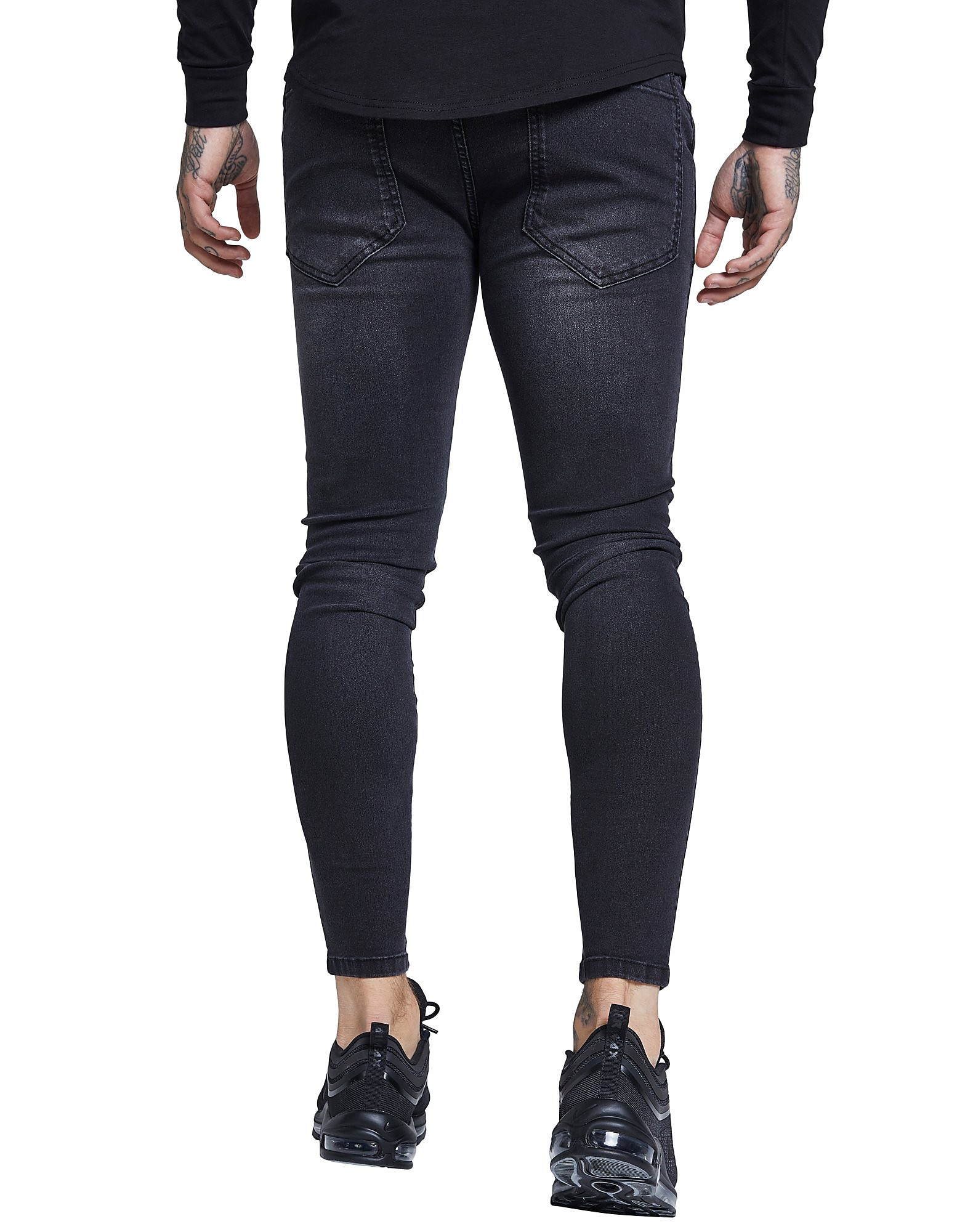 SikSilk Flat Jeans