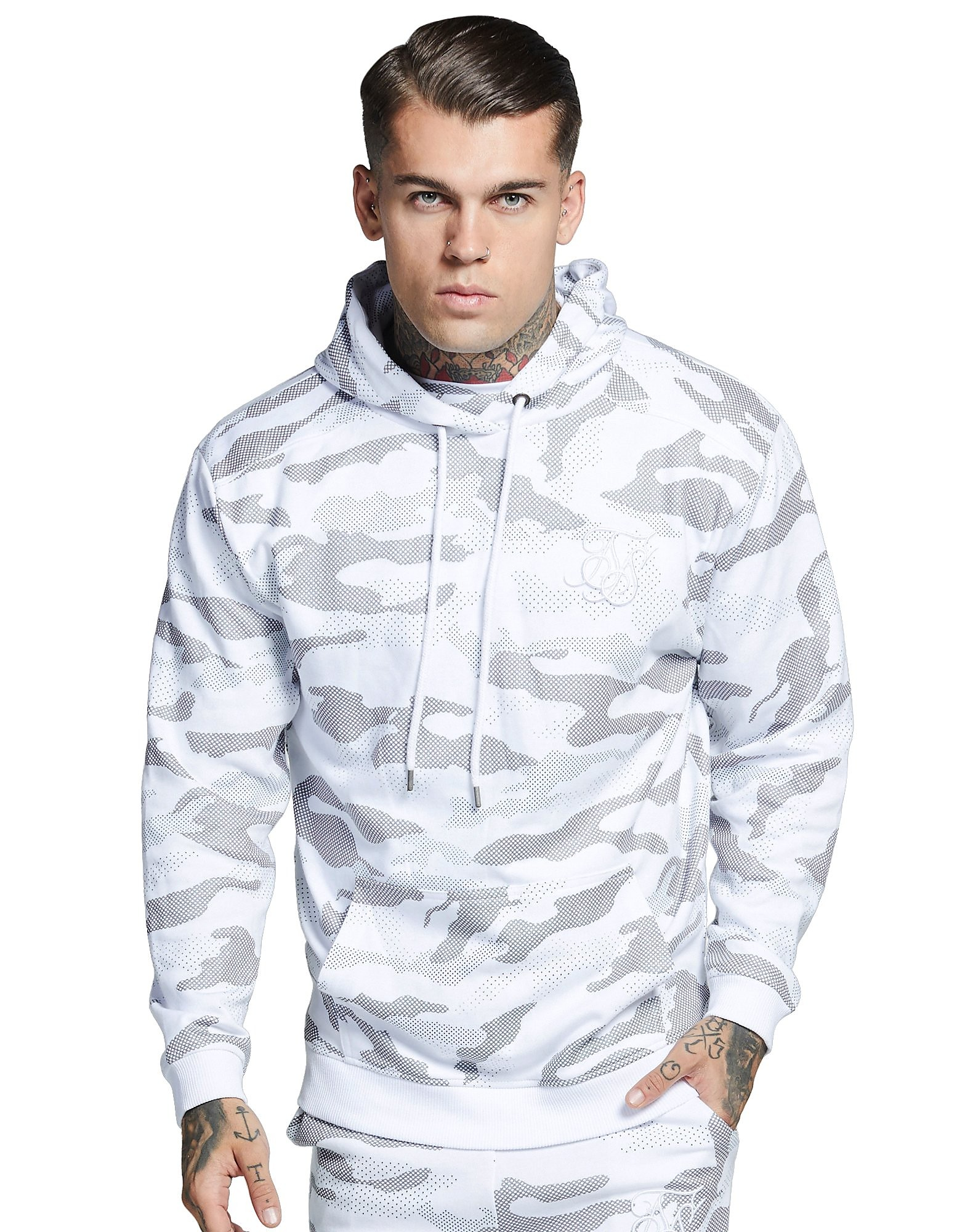 SikSilk Sweat Camo