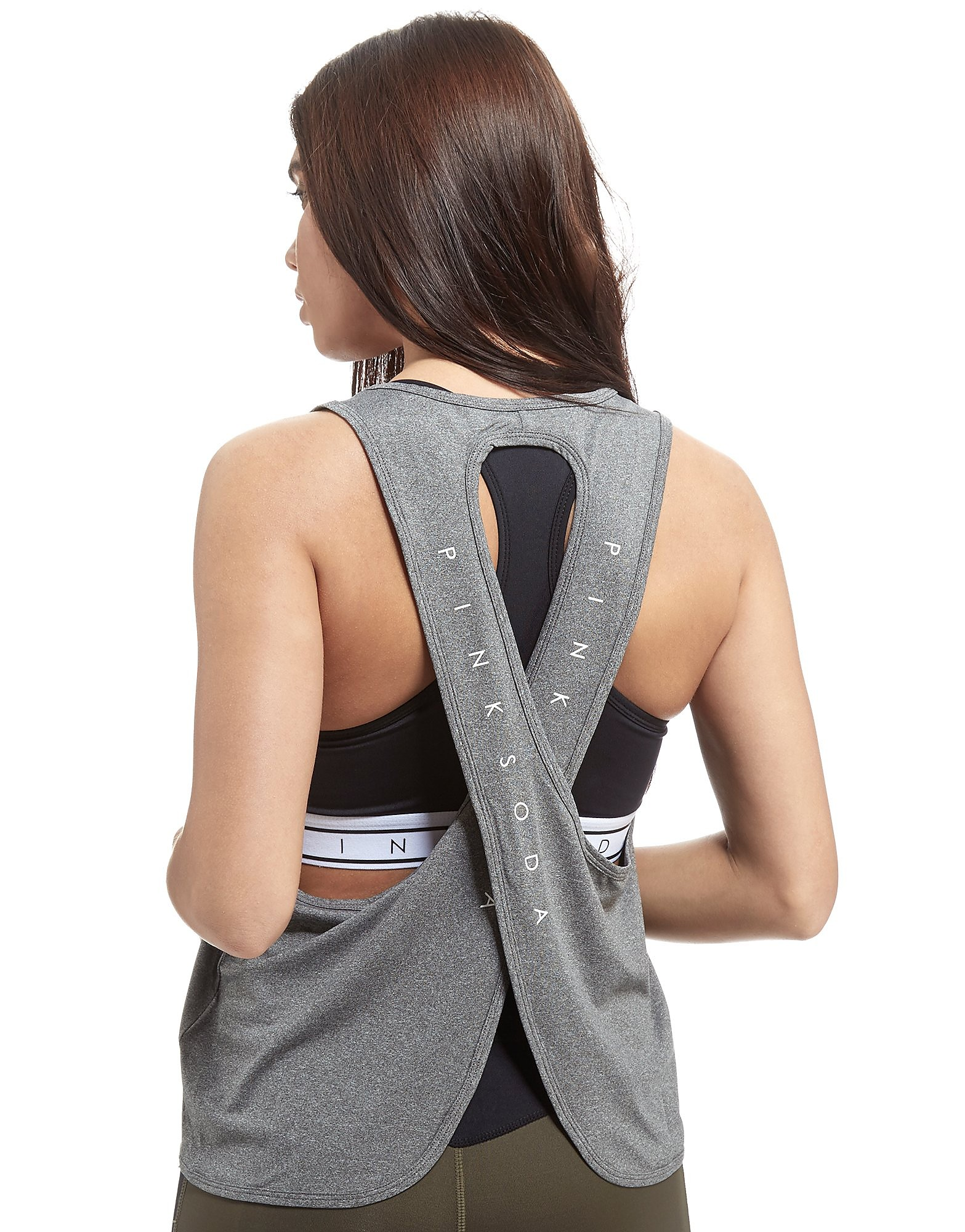 Pink Soda Sport Cross Back 2-in-1