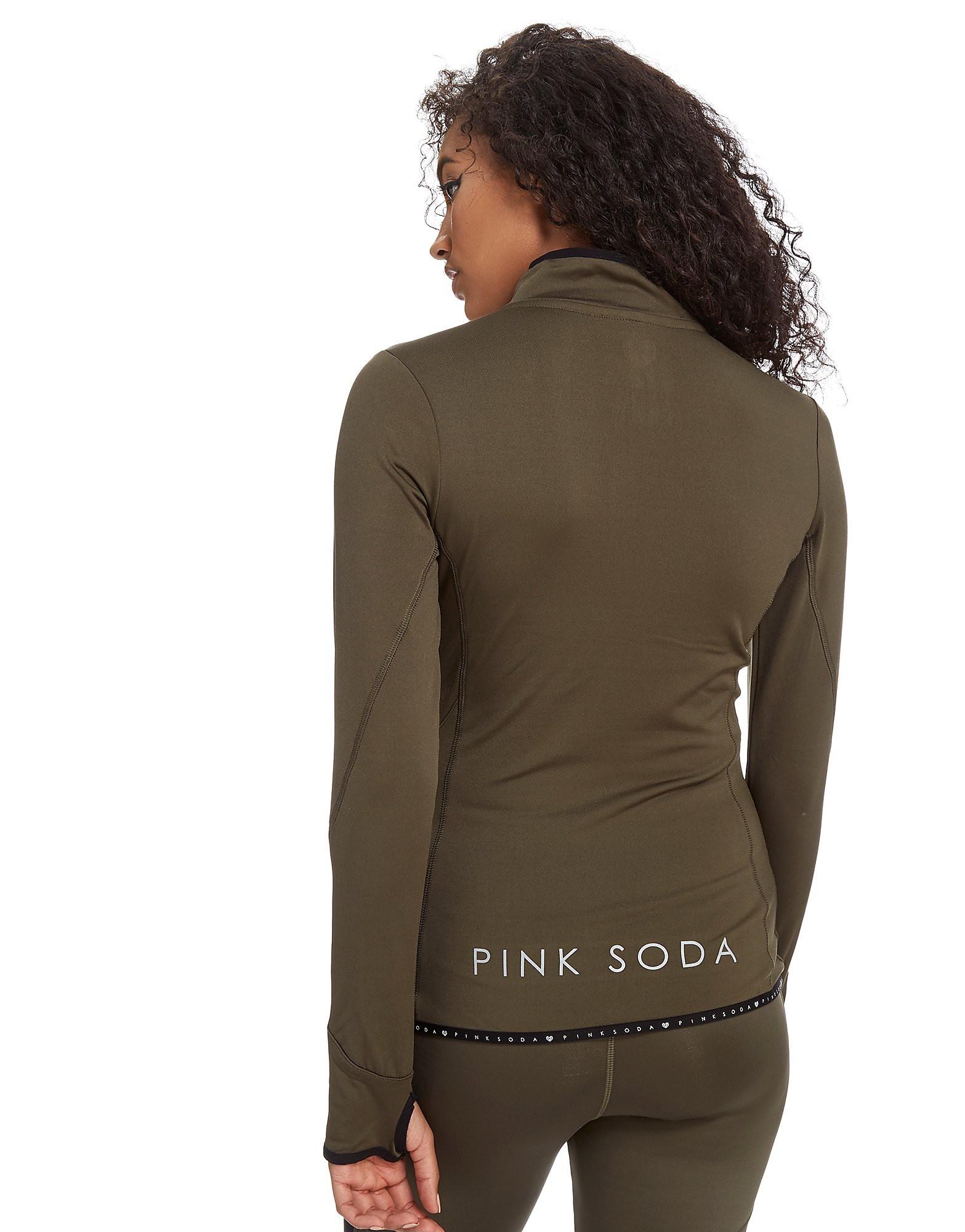 Pink Soda Sport Longsleeve Fitness Top