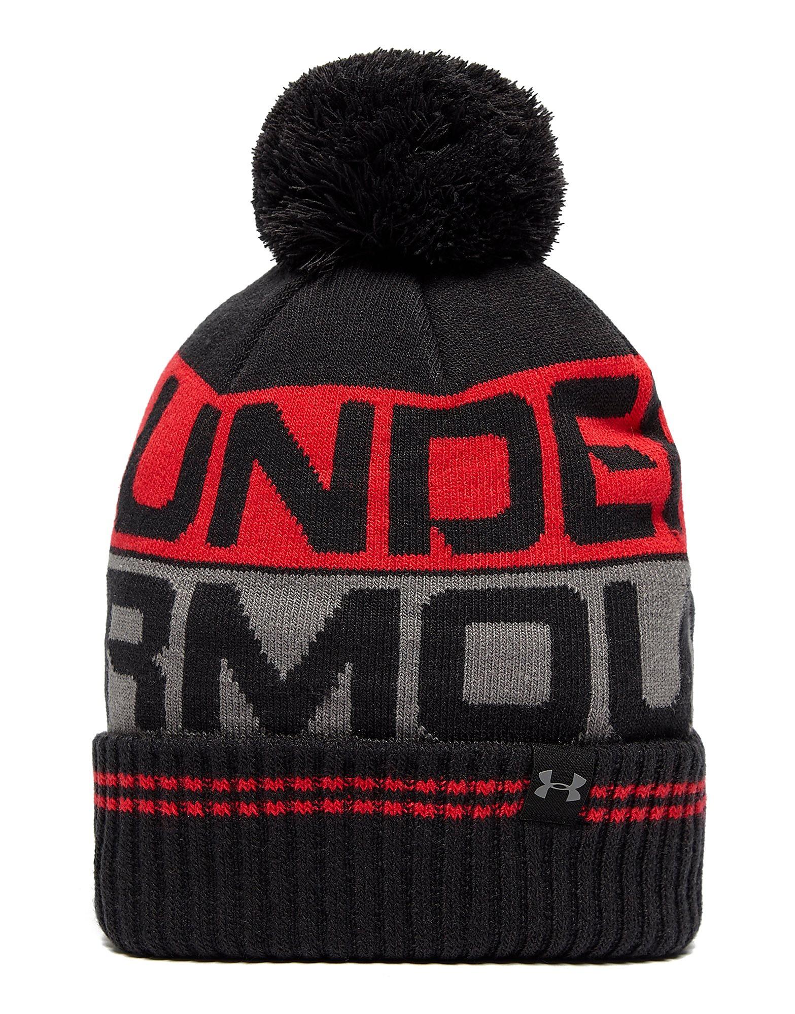 Under Armour Retro Pom 2.0 Beanie Hat