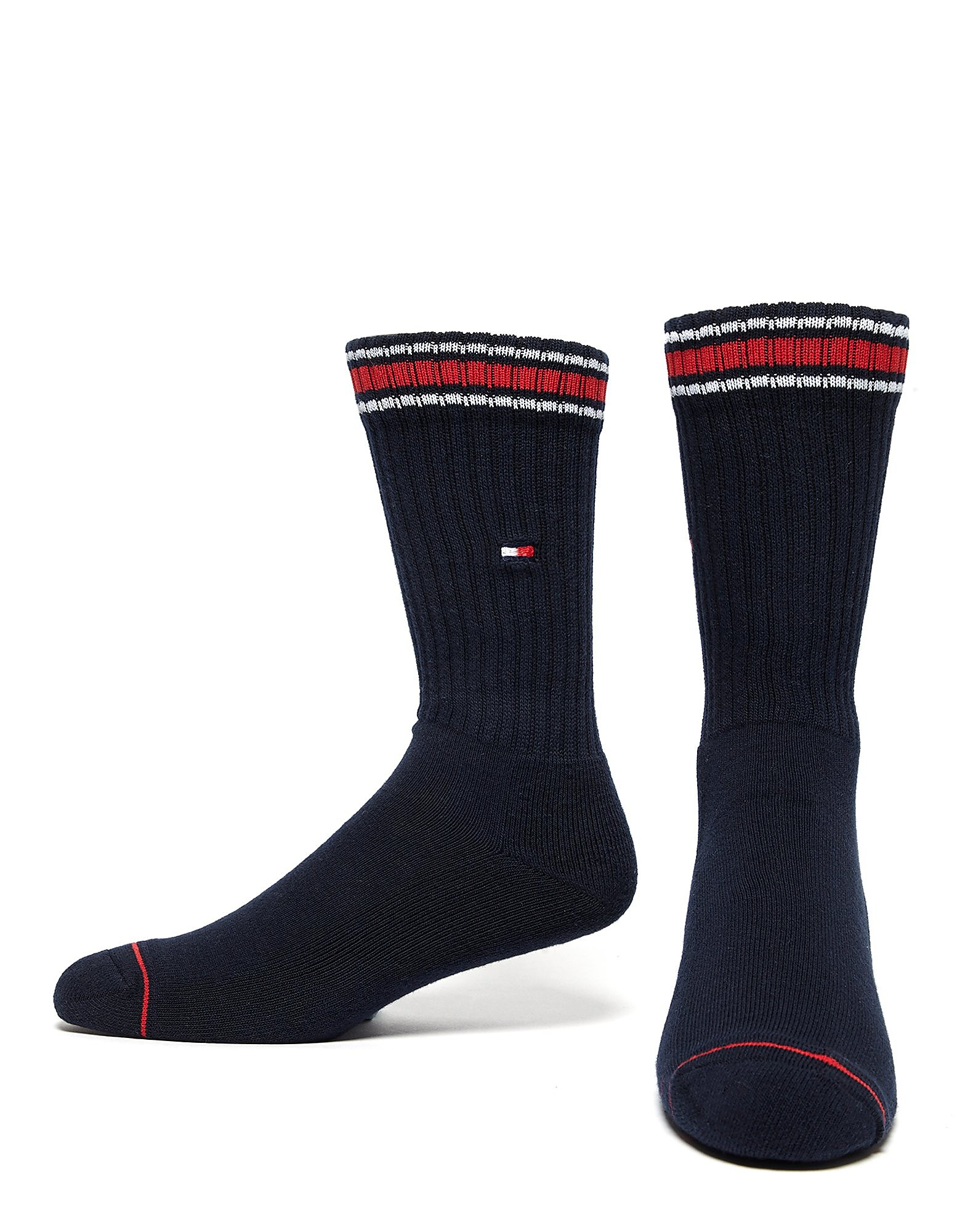 Tommy Hilfiger 2 Pack Crew Socks