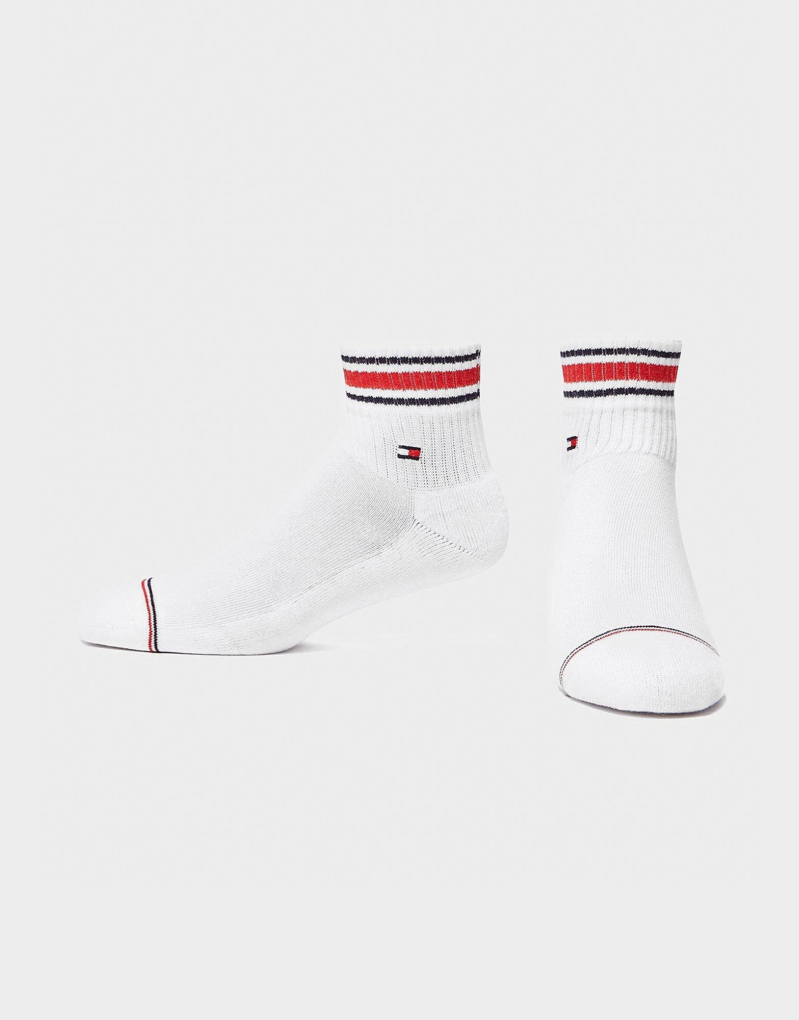 Tommy Hilfiger Two Pack Quarter Socks