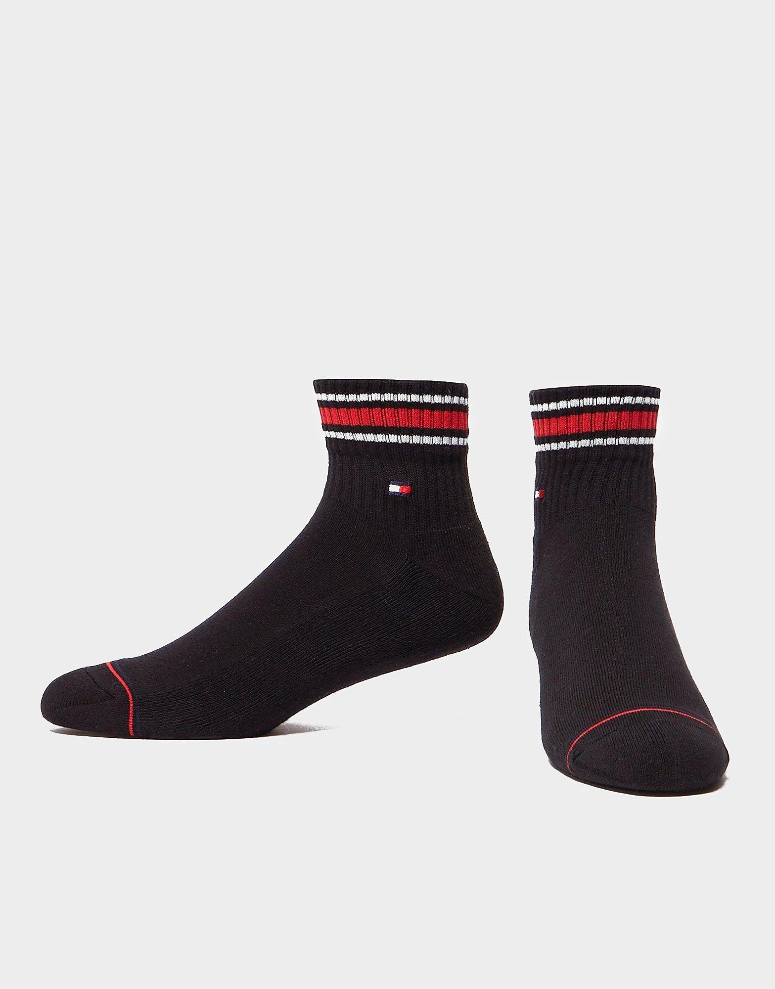 Tommy Hilfiger Two Pack Quarter Socks