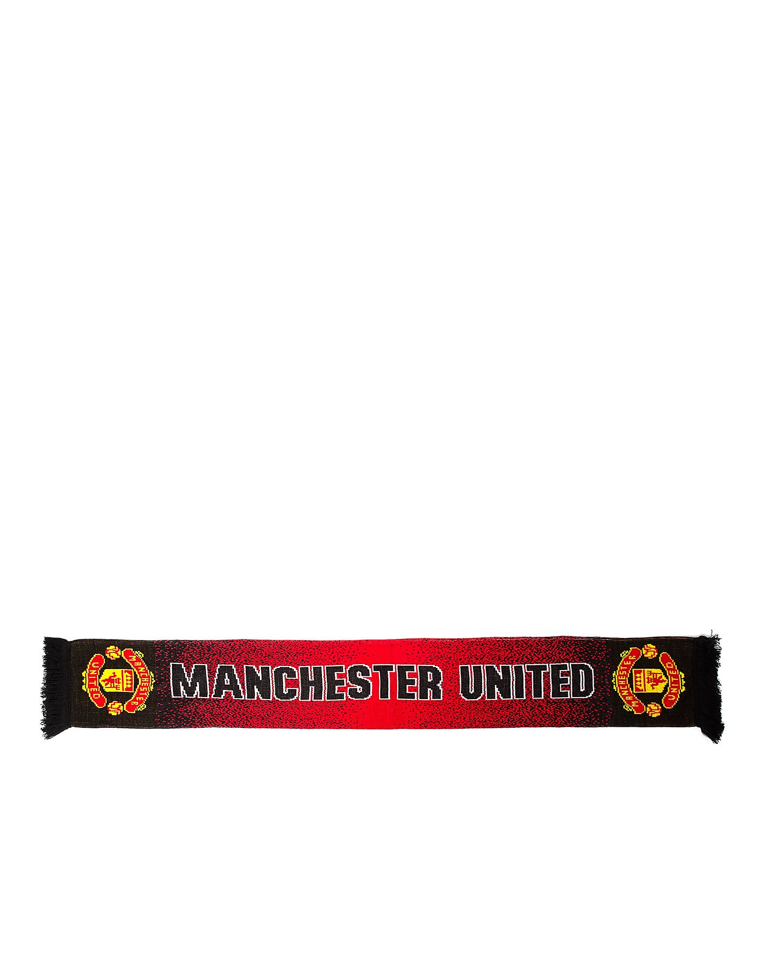 Brooks Jordan Manchester United FC Speckle Scarf - Zwart - Heren