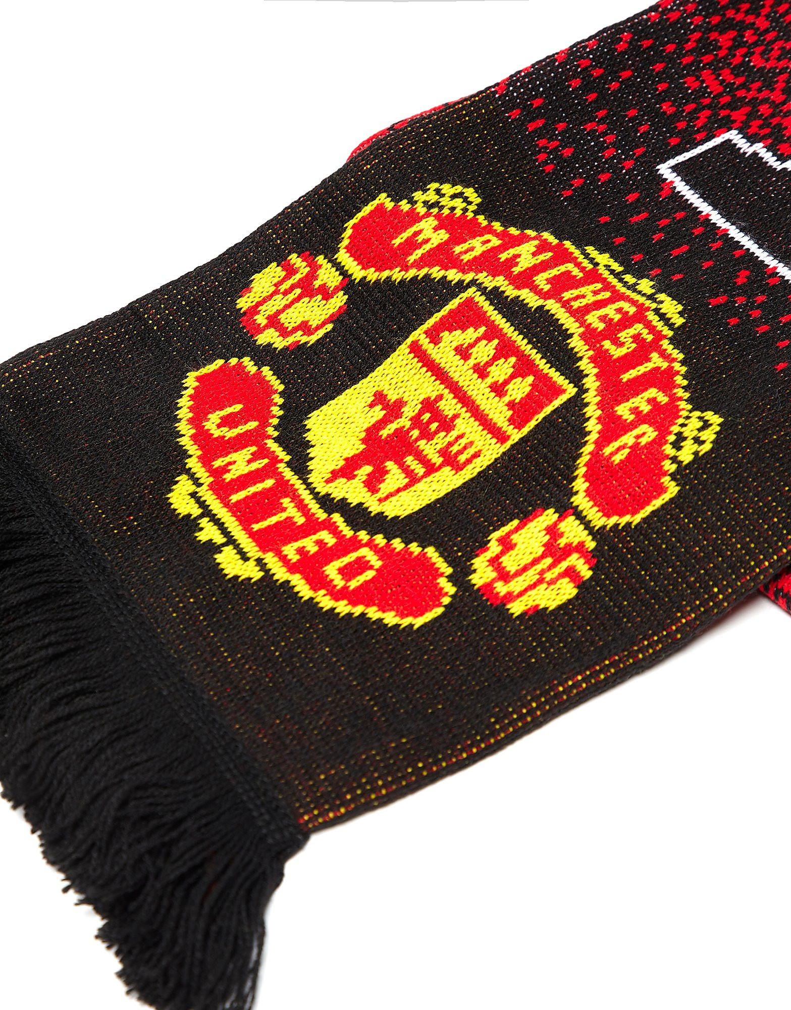 Brooks Jordan Manchester United FC Speckle Scarf