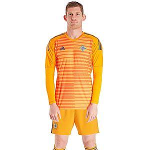 adidas Northern Ireland 2018 19 Home Goalkeeper Shirt ... b15726e31