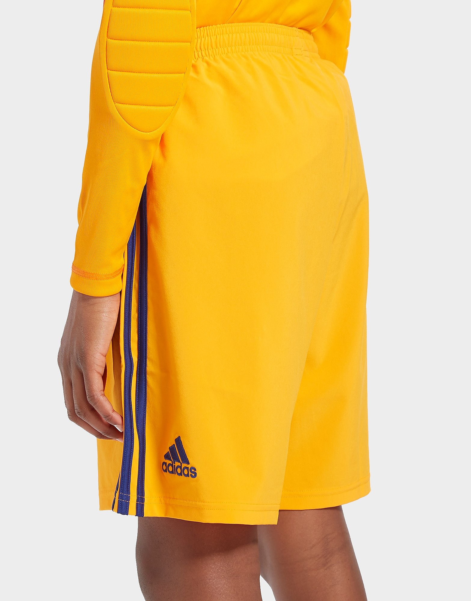 adidas Northern Ireland 2018 Home GK Shorts Junior