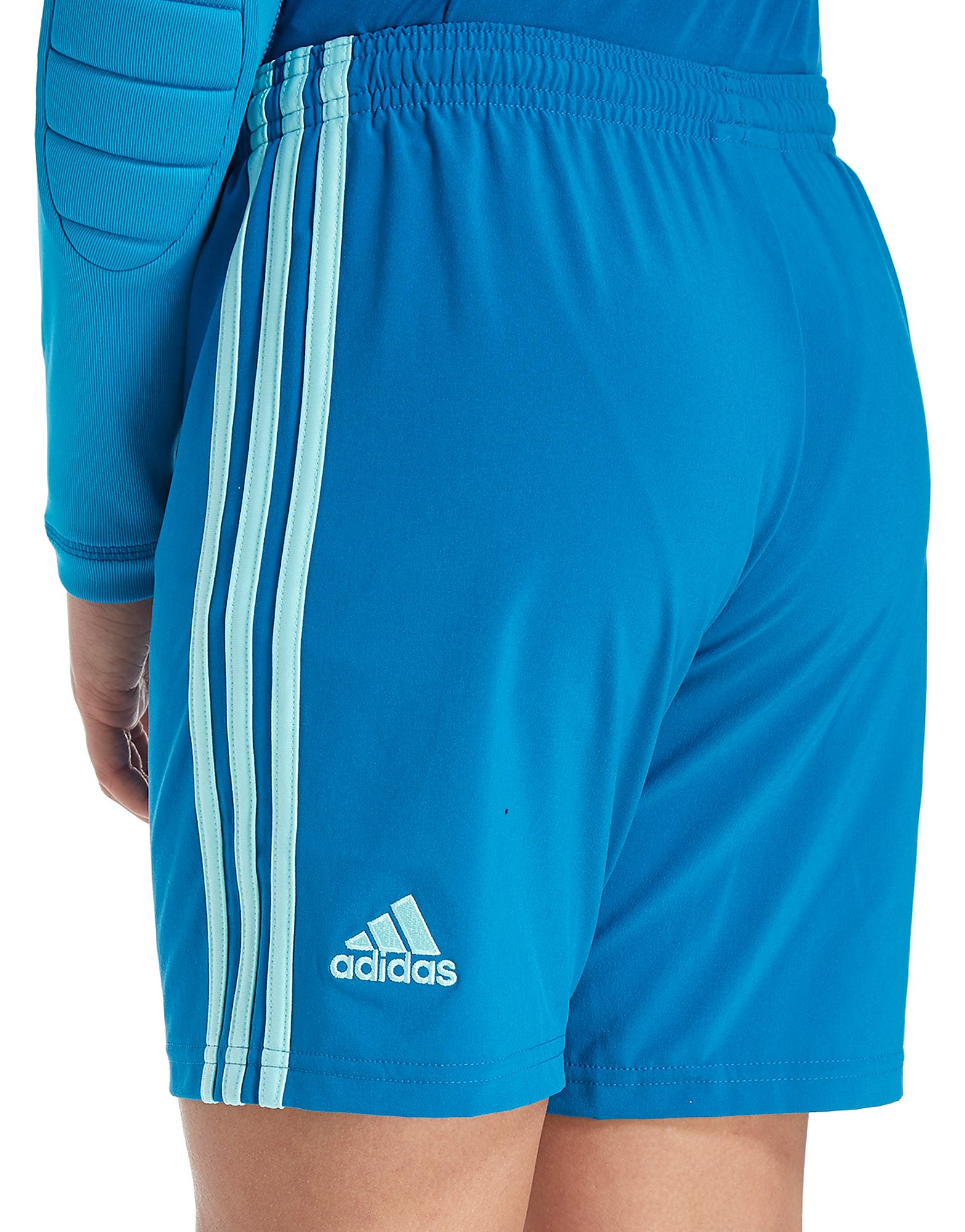 adidas Wales 2018 Home Goalkeeper Shorts Junior
