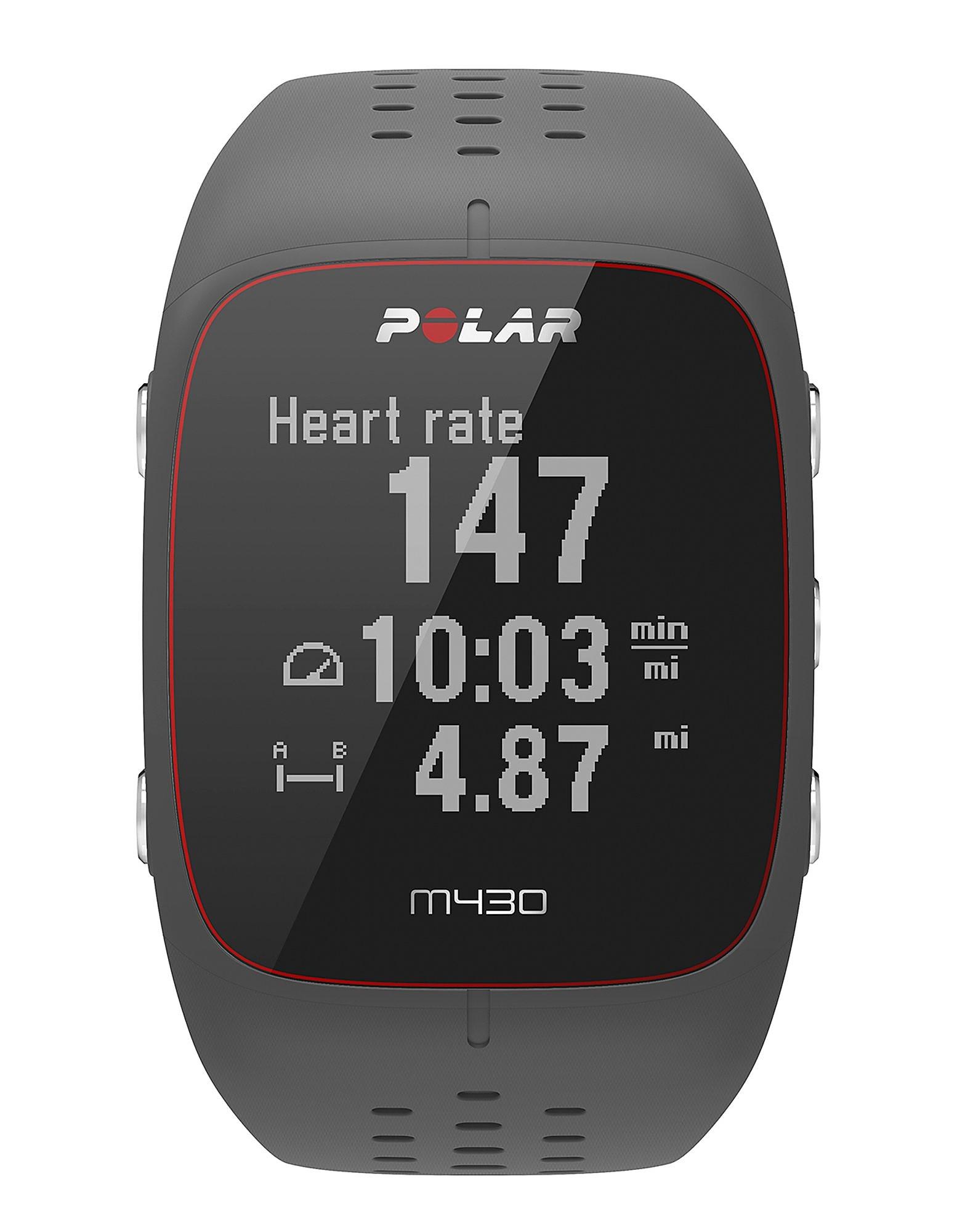 Polar M430 HR GPS Running Watch