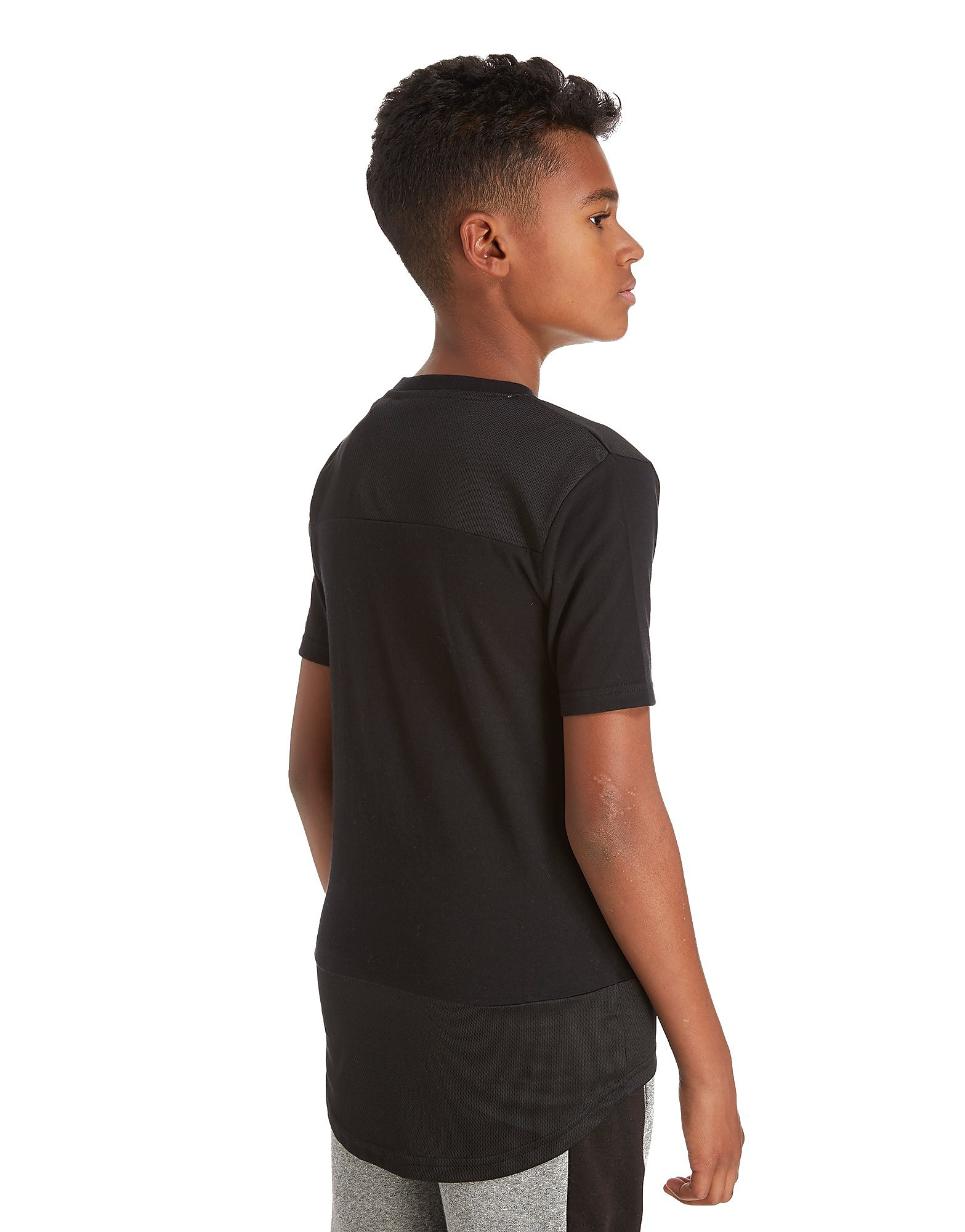 McKenzie Brycin Longline Mesh T-Shirt Junior