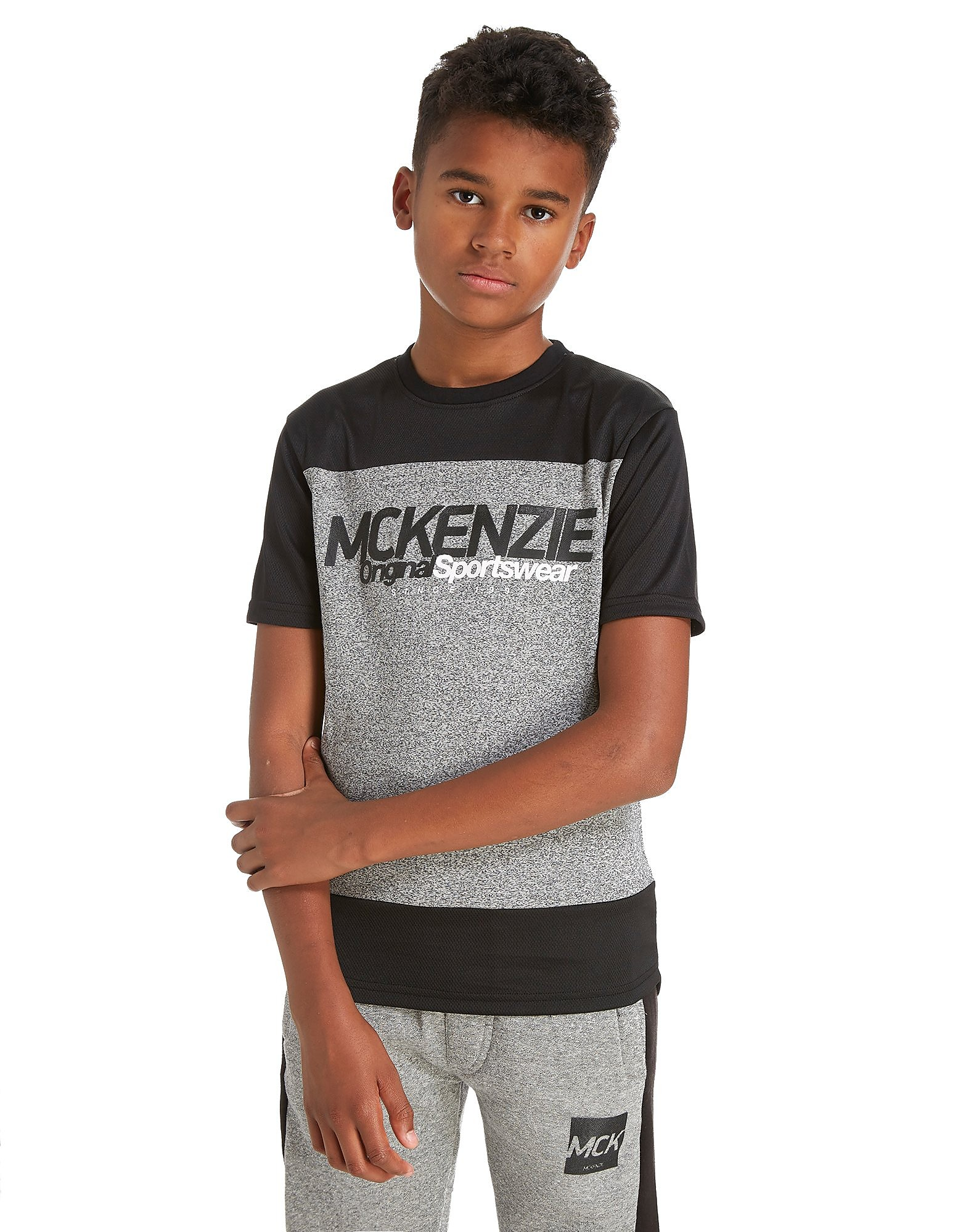 McKenzie Clancy Poly Mesh T-Shirt Junior