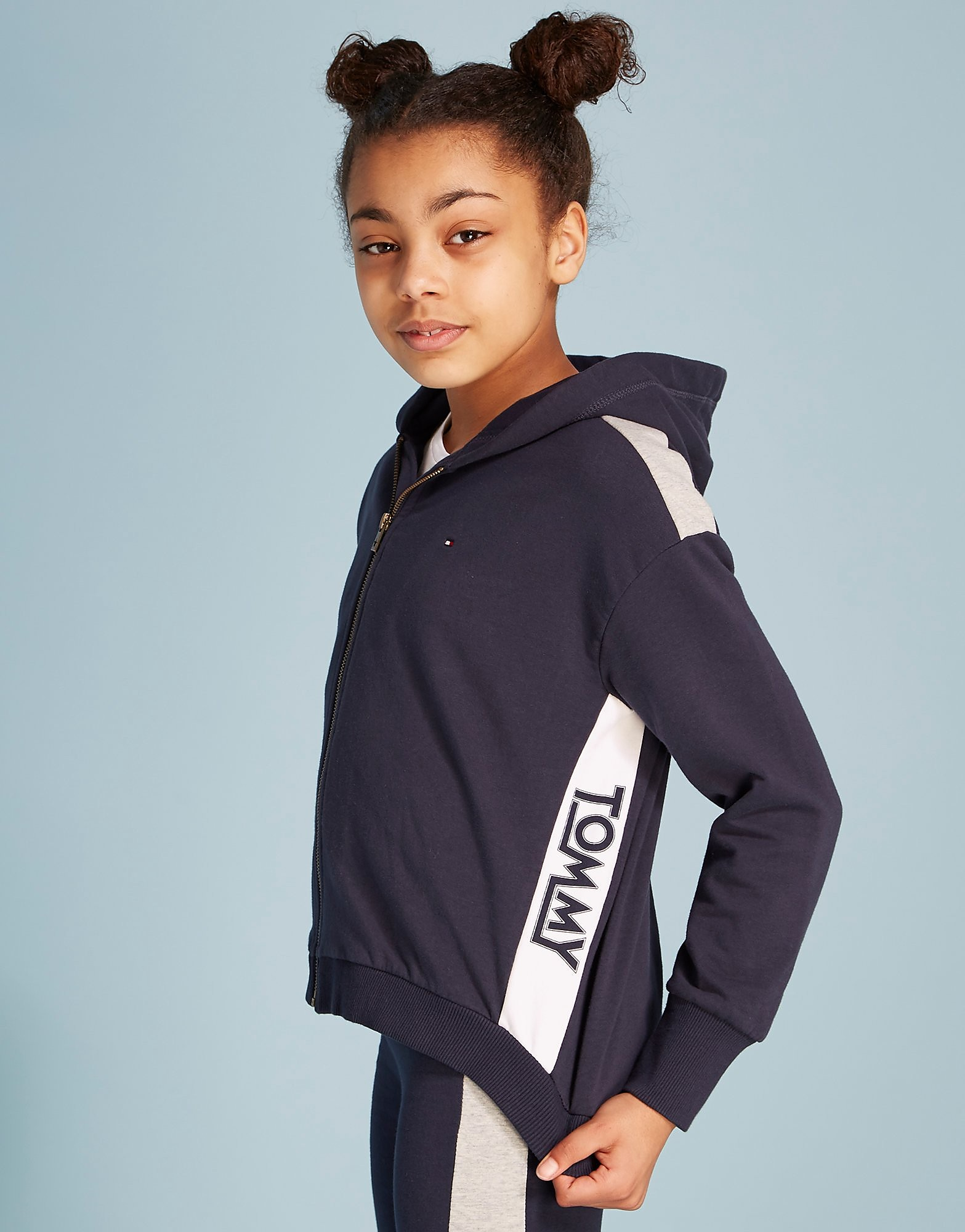 Tommy Hilfiger Girls' Crop Hoodie Junior