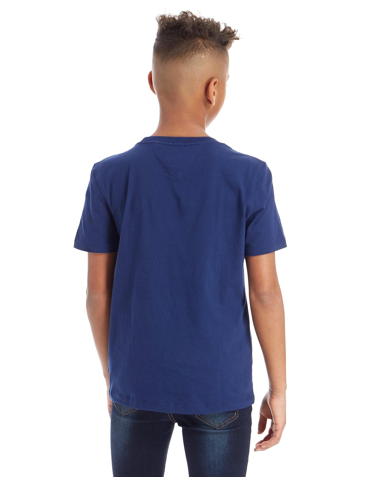 Tommy Hilfiger Flag Outline T-Shirt Junior