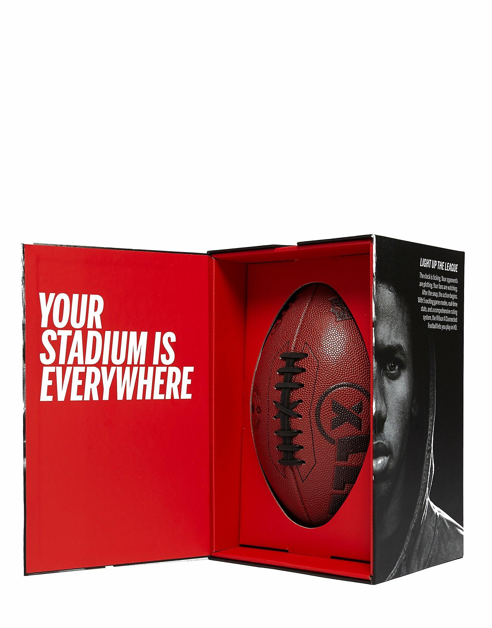 Wilson X Official American Football