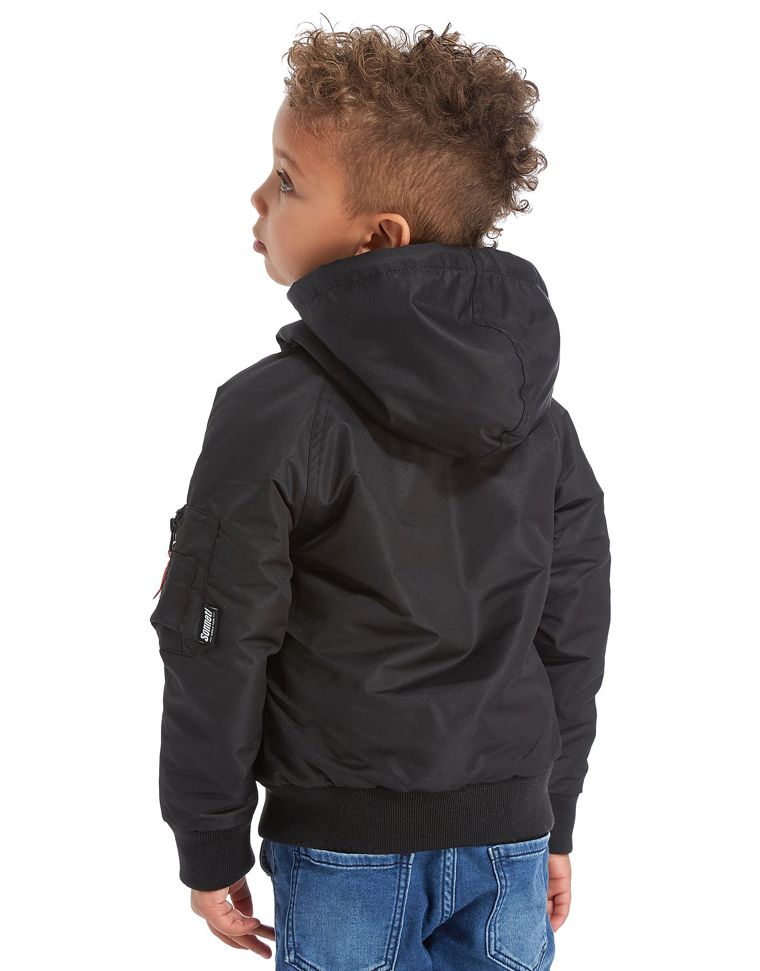 Sonneti Jet Bomber Jacket Children