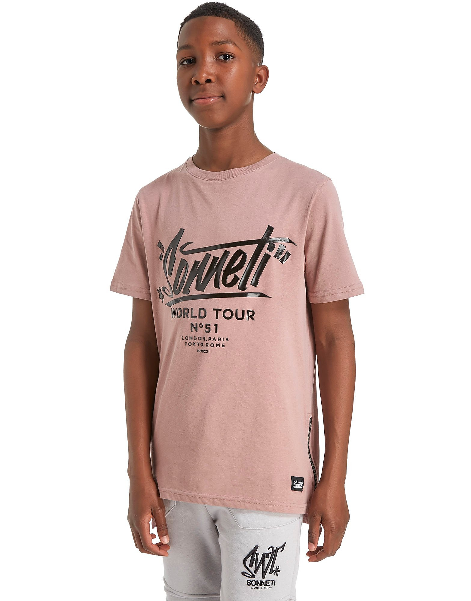 Sonneti World Tour T-Shirt Junior